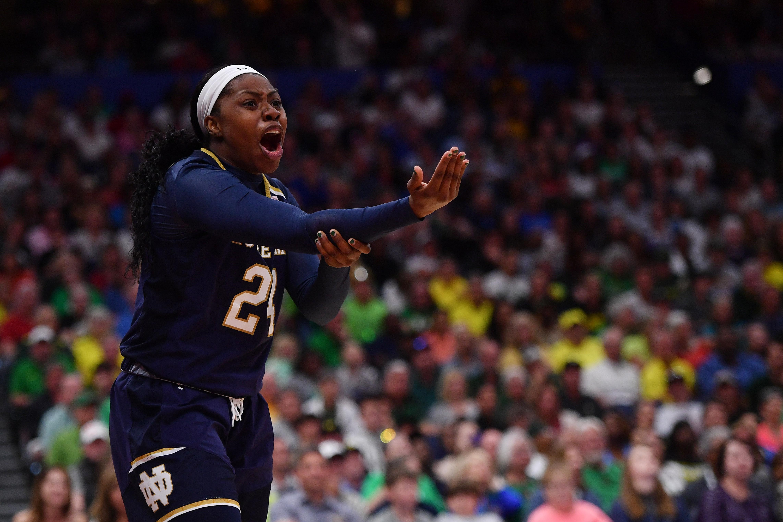 NCAA Womens Basketball: Final Four Championship Game-Baylor vs Notre Dame
