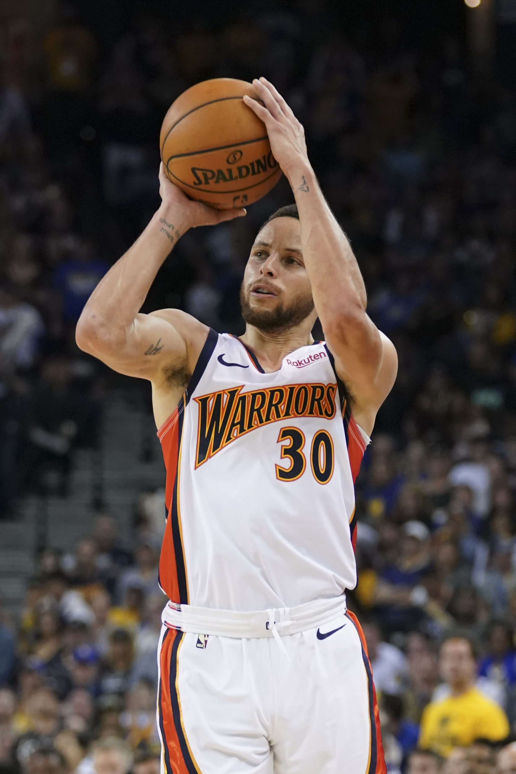sale retailer f3ce5 d2a6d Warriors Game Breakdown: Curry leads the Dubs to victory ...