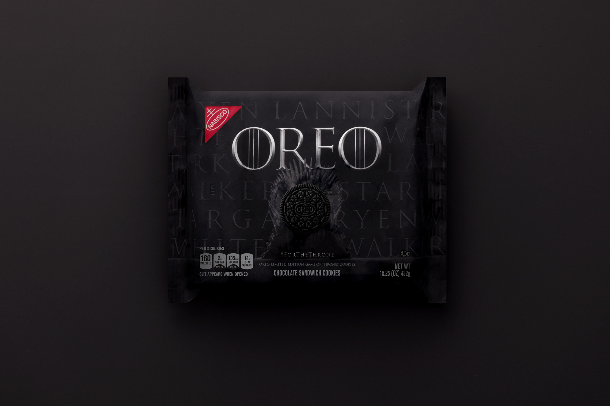 4ac8ab6ce Why do we need Game of Thrones Oreos