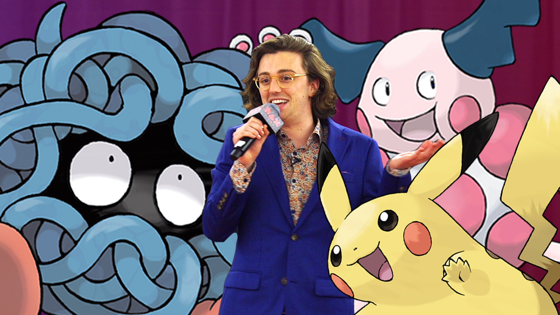 Unraveled: The Perfect PokéRap artwork with Brian Gilbert