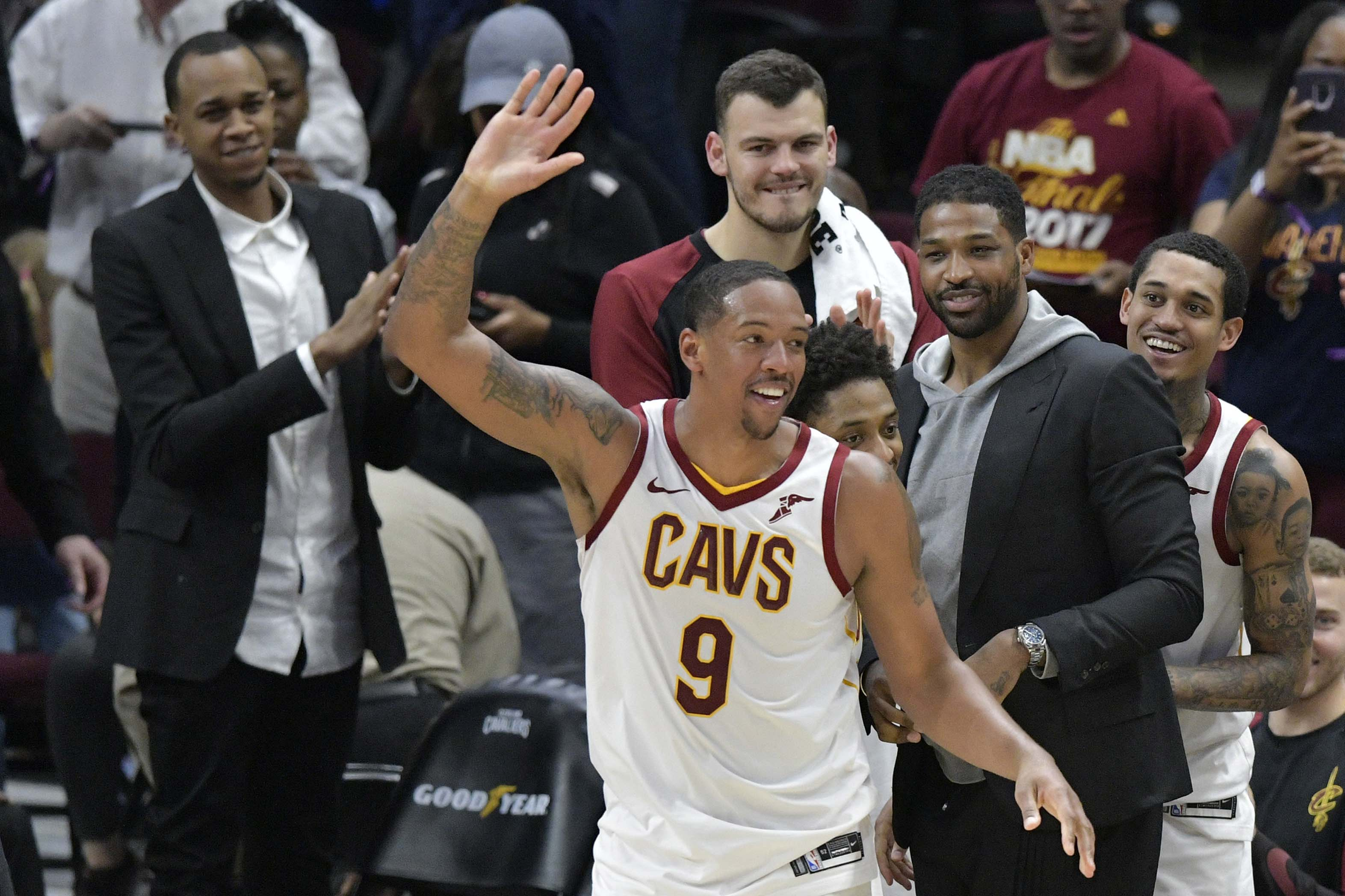 11a414a045db What we learned about the Cavaliers this week  April 1 - 7