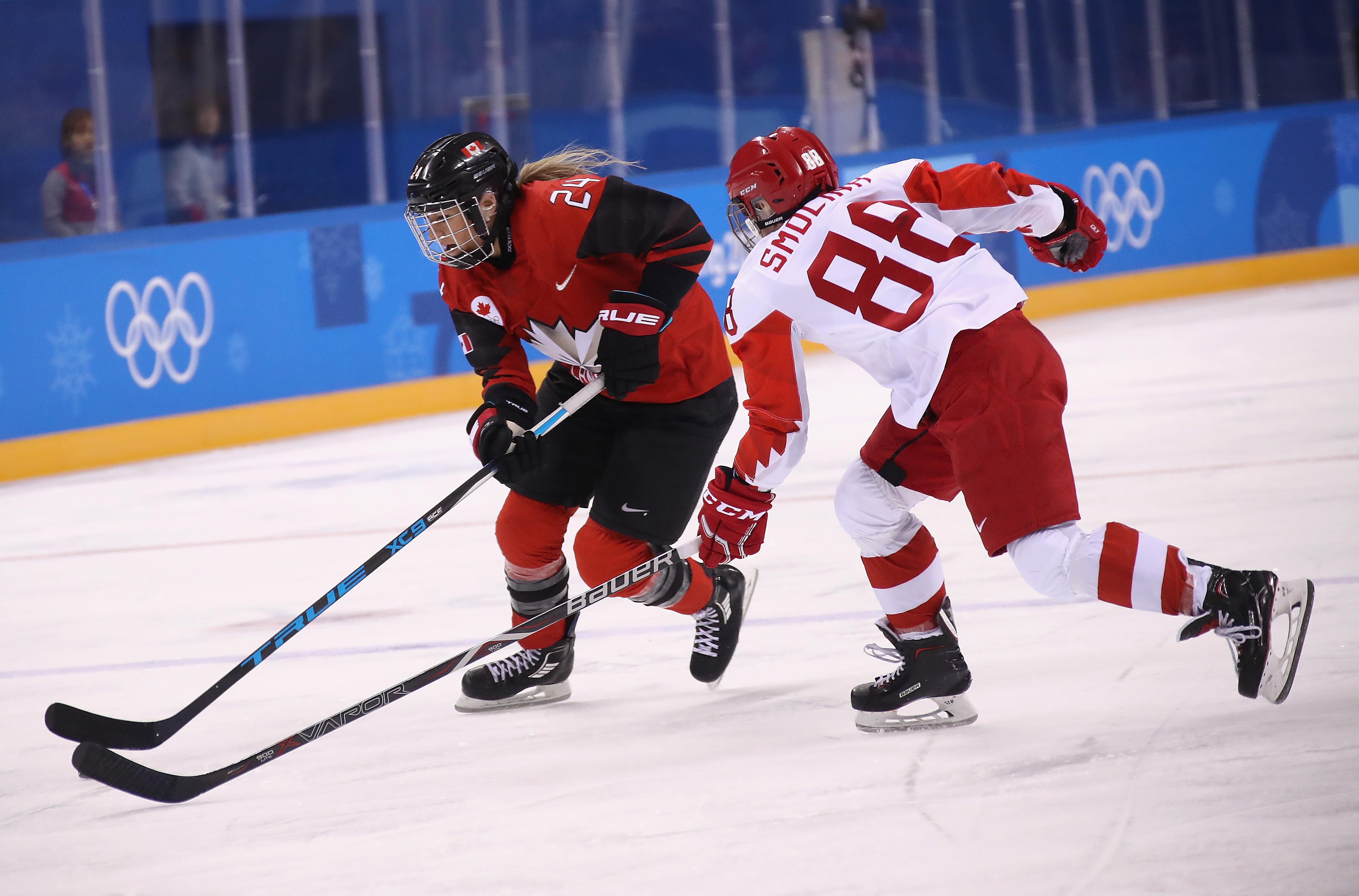 Ice Hockey - Winter Olympics Day 2