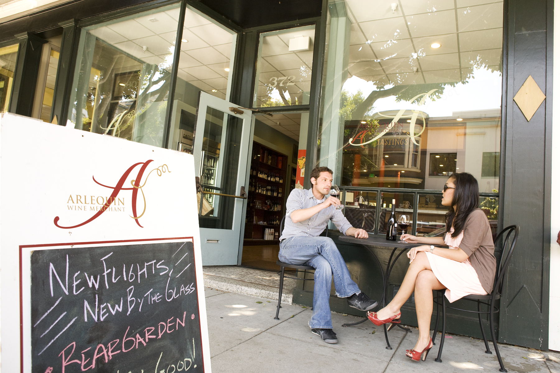 Arlequin Cafe Has Closed in Hayes Valley