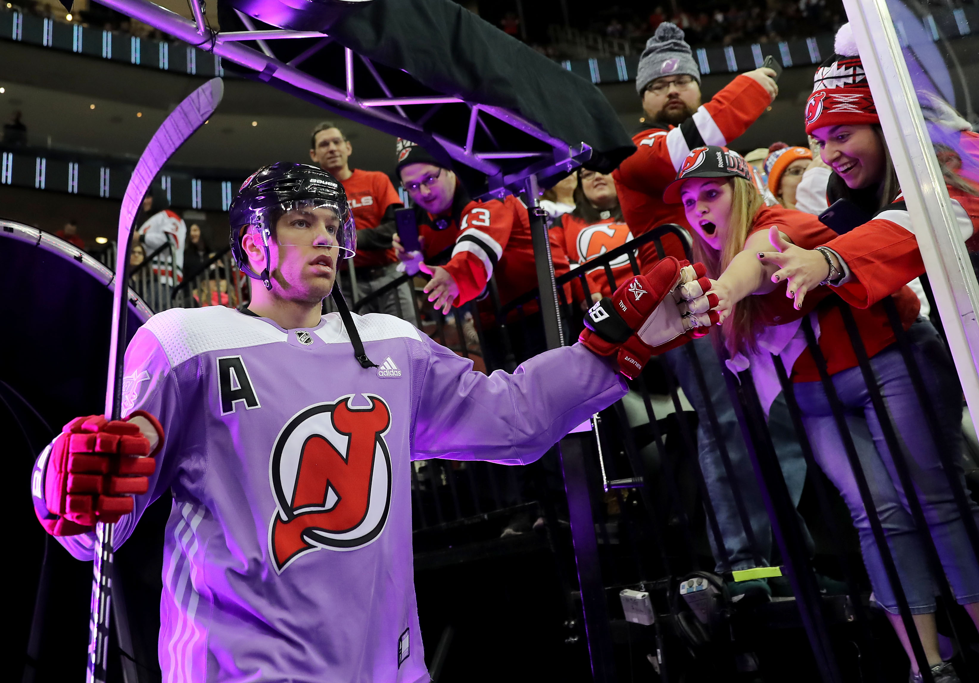 best service 74284 0be84 Day News, Night Reactions: New Jersey Devils Break Down Day ...