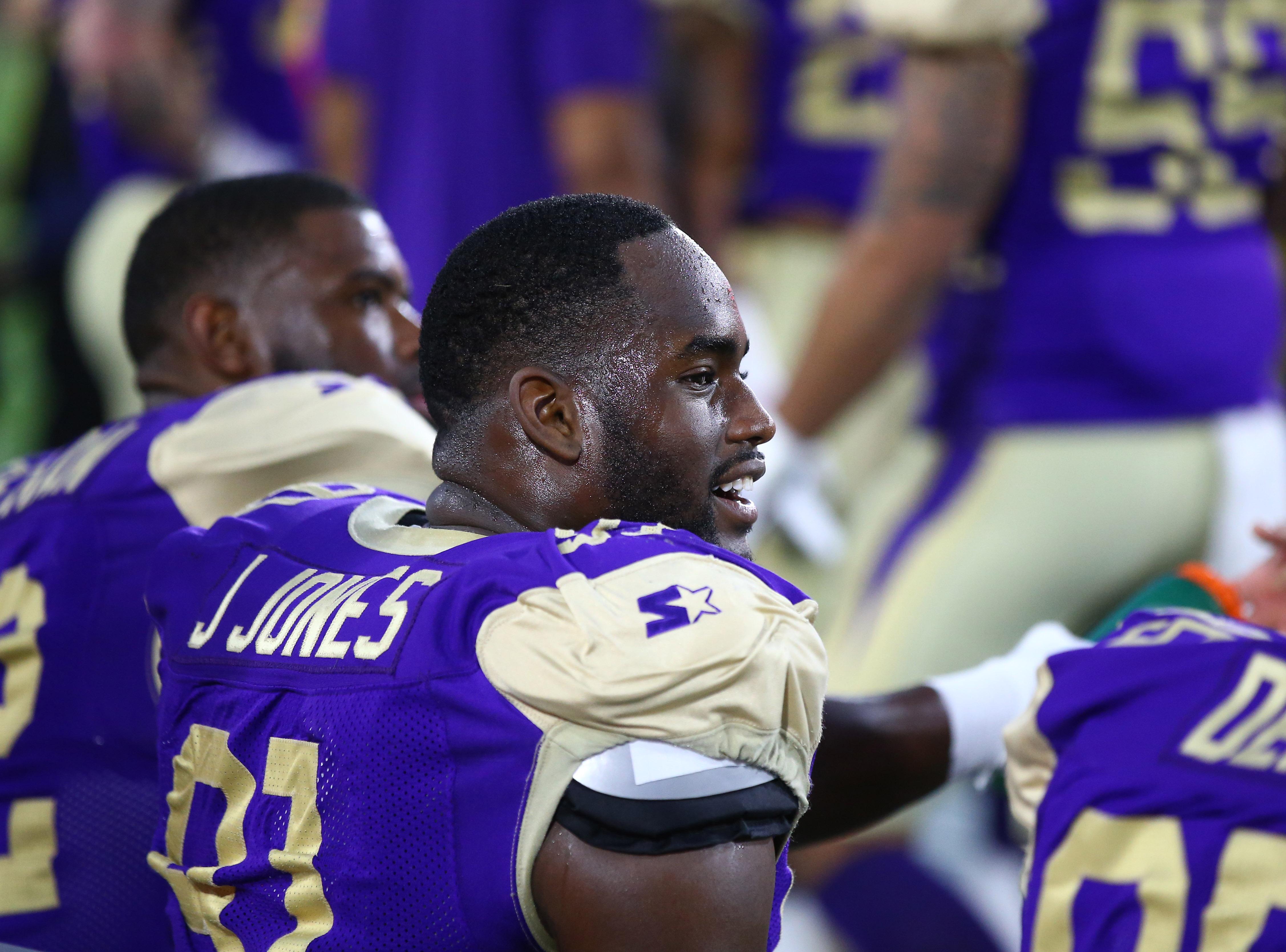 AAF: Atlanta Legends at Arizona Hotshots