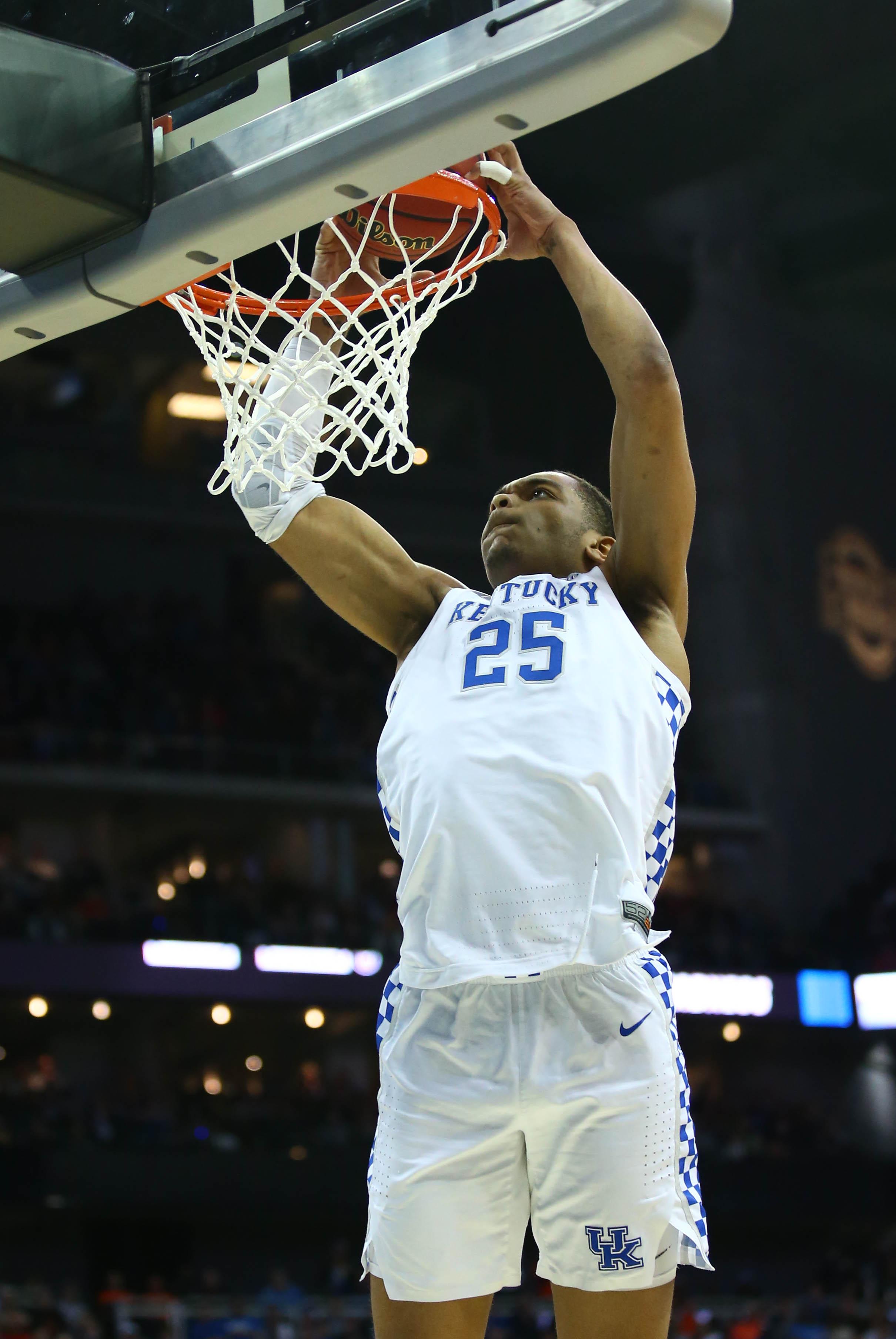 NCAA Basketball: NCAA Tournament-Midwest Regional-Auburn vs Kentucky
