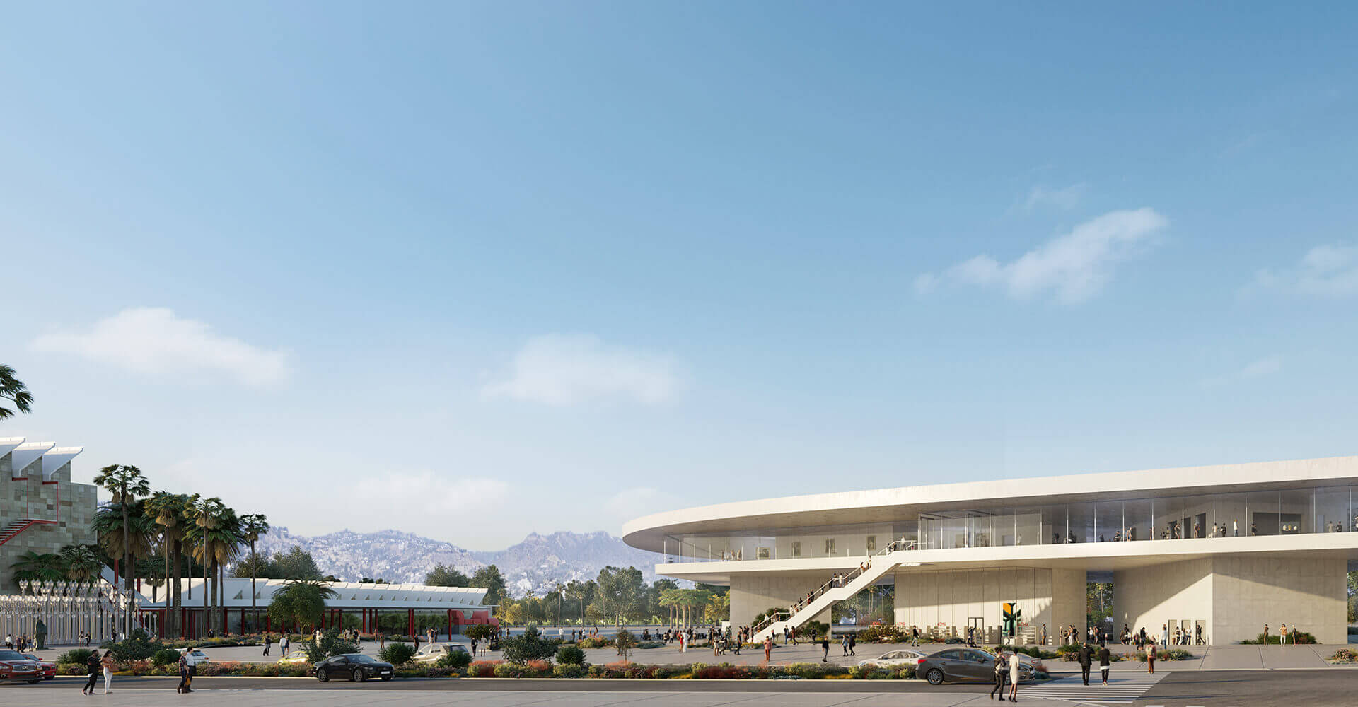 County unanimously approves $117M for contested LACMA redesign