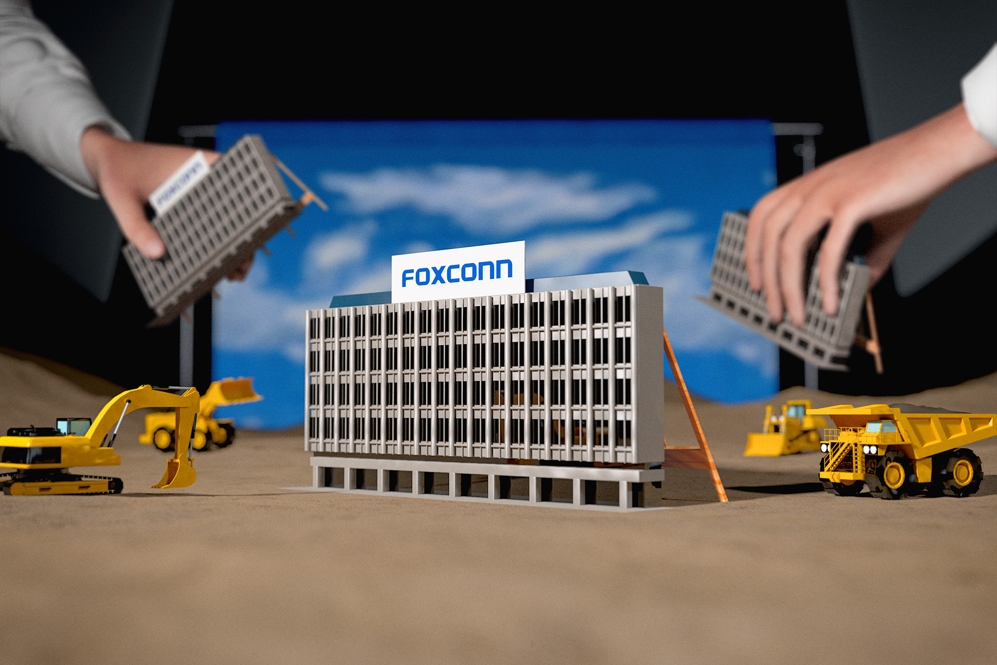 Foxconn is confusing the hell out of Wisconsin