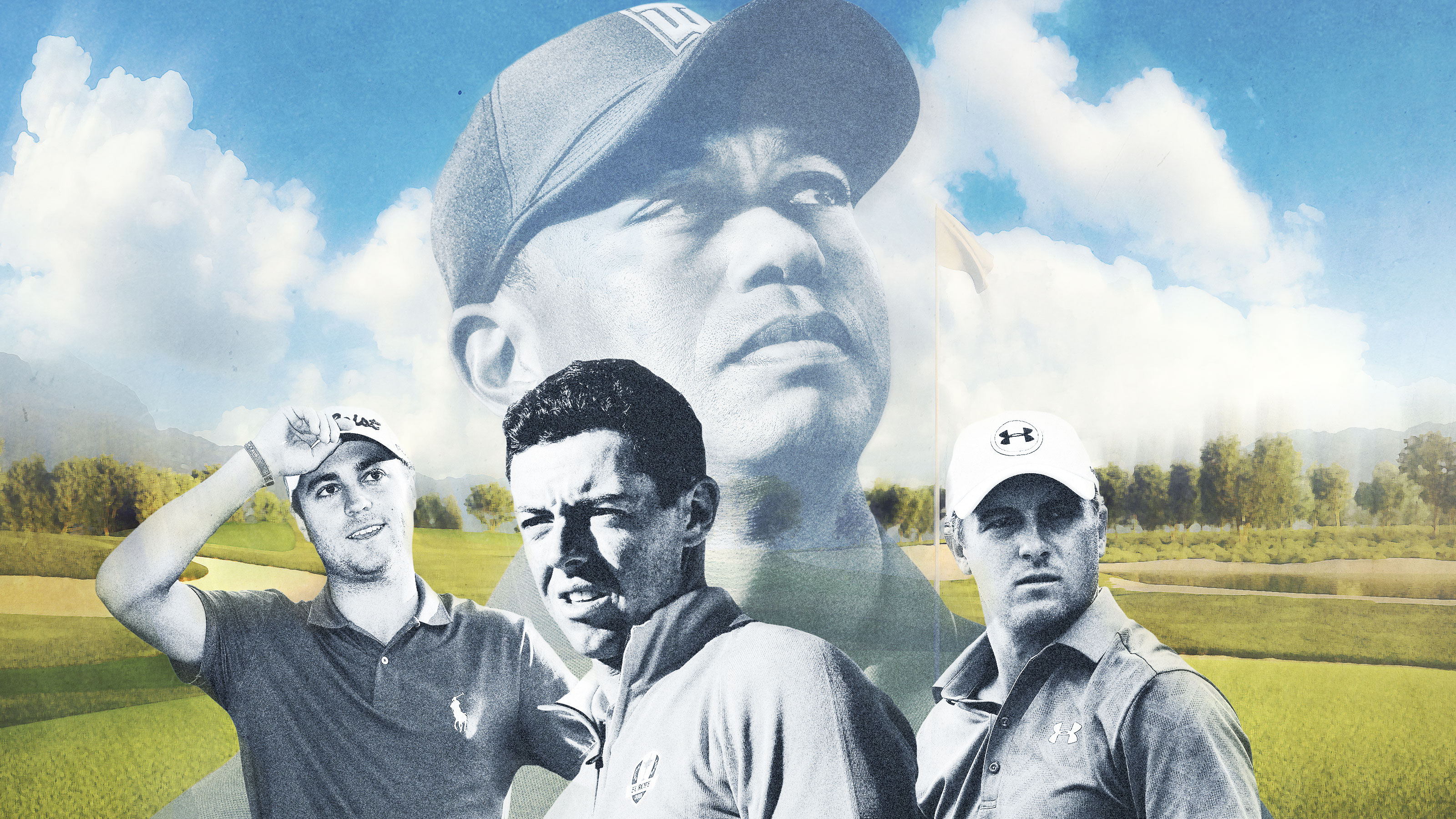 df168c31156 Golf s Generation War Will Be Fought at the Masters - The Ringer