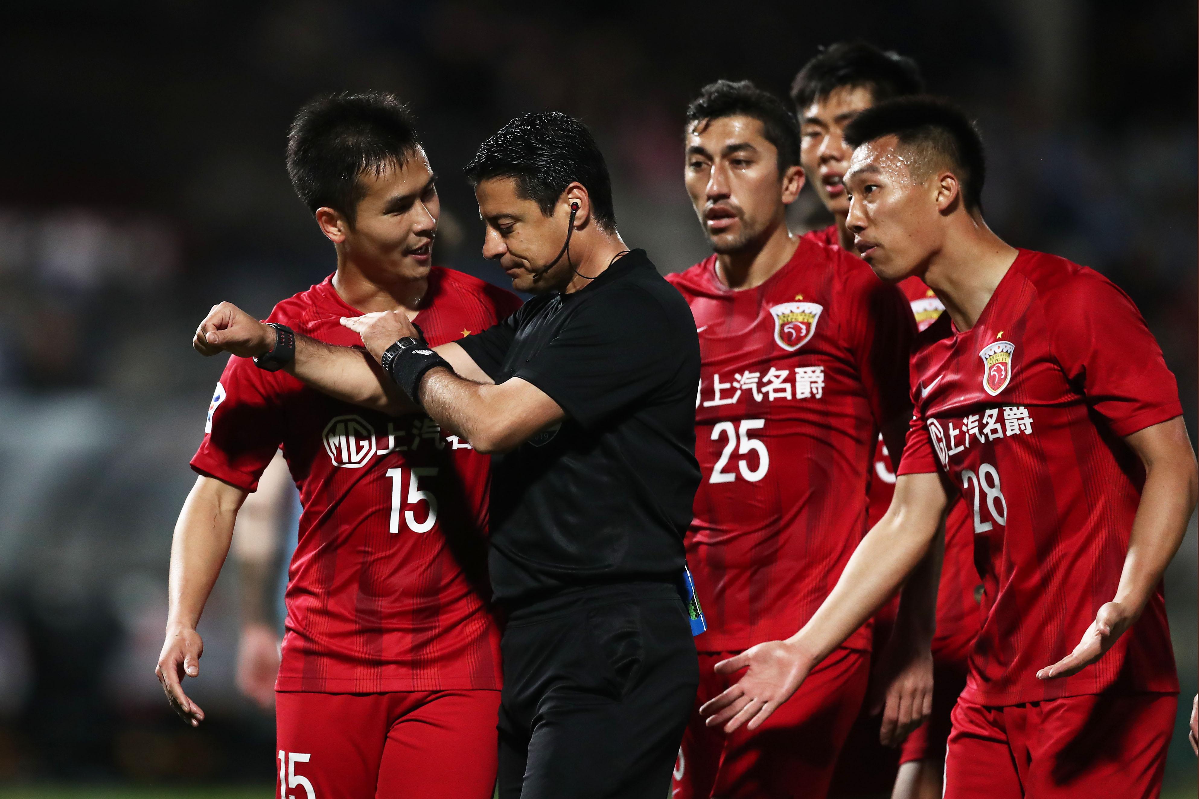 AFC Champions League: Group Stage - Sydney FC v Shanghai SIPG