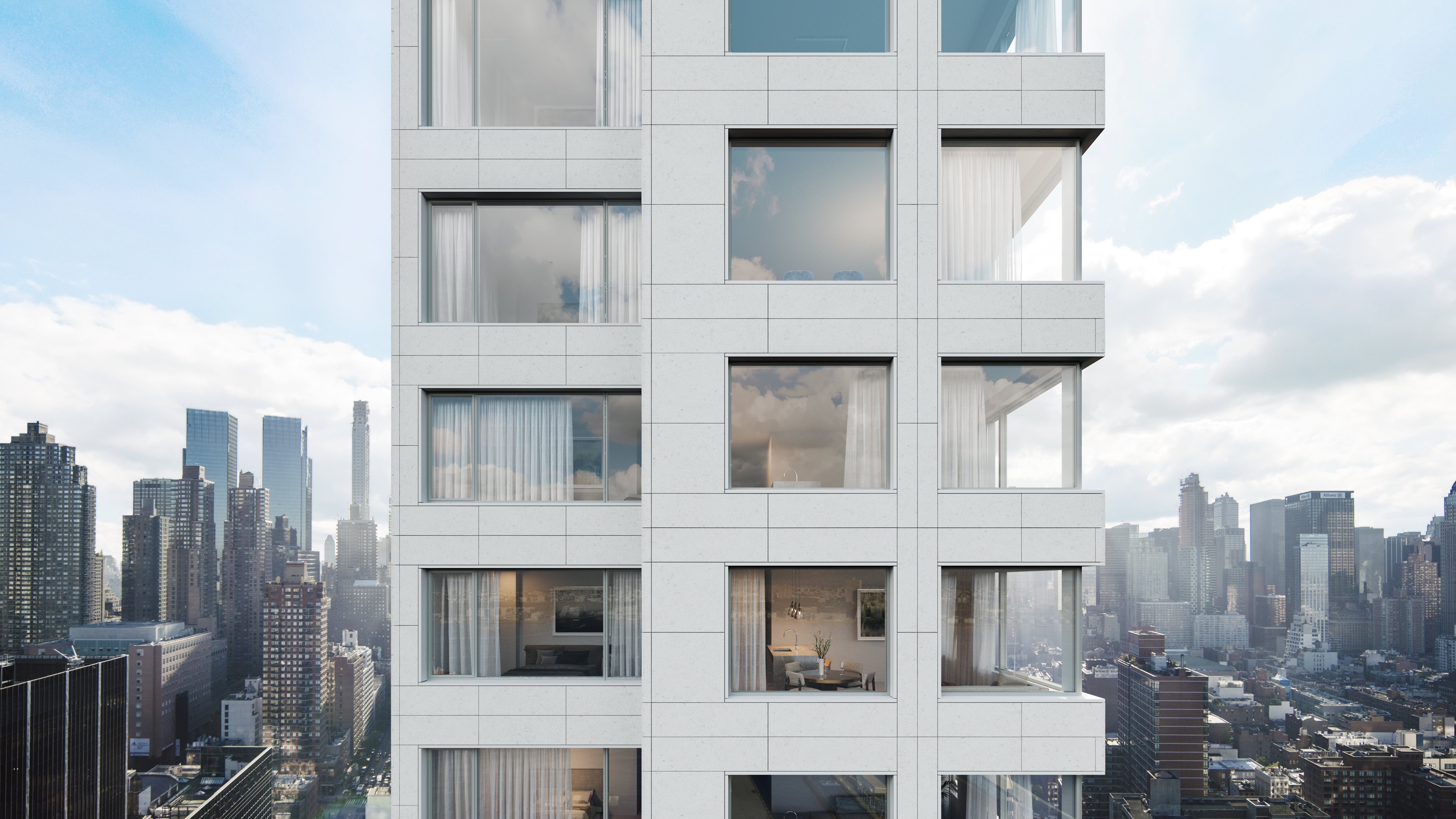 Pritzker Prize winner Alvaro Siza's first NYC building will launch sales this fall
