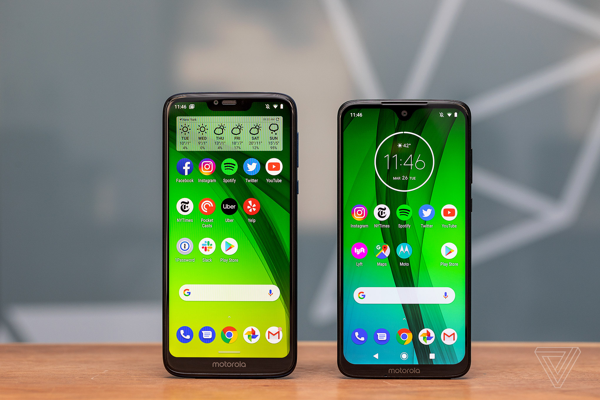 Motorola Moto G7 and G7 Power review: still the budget phones to