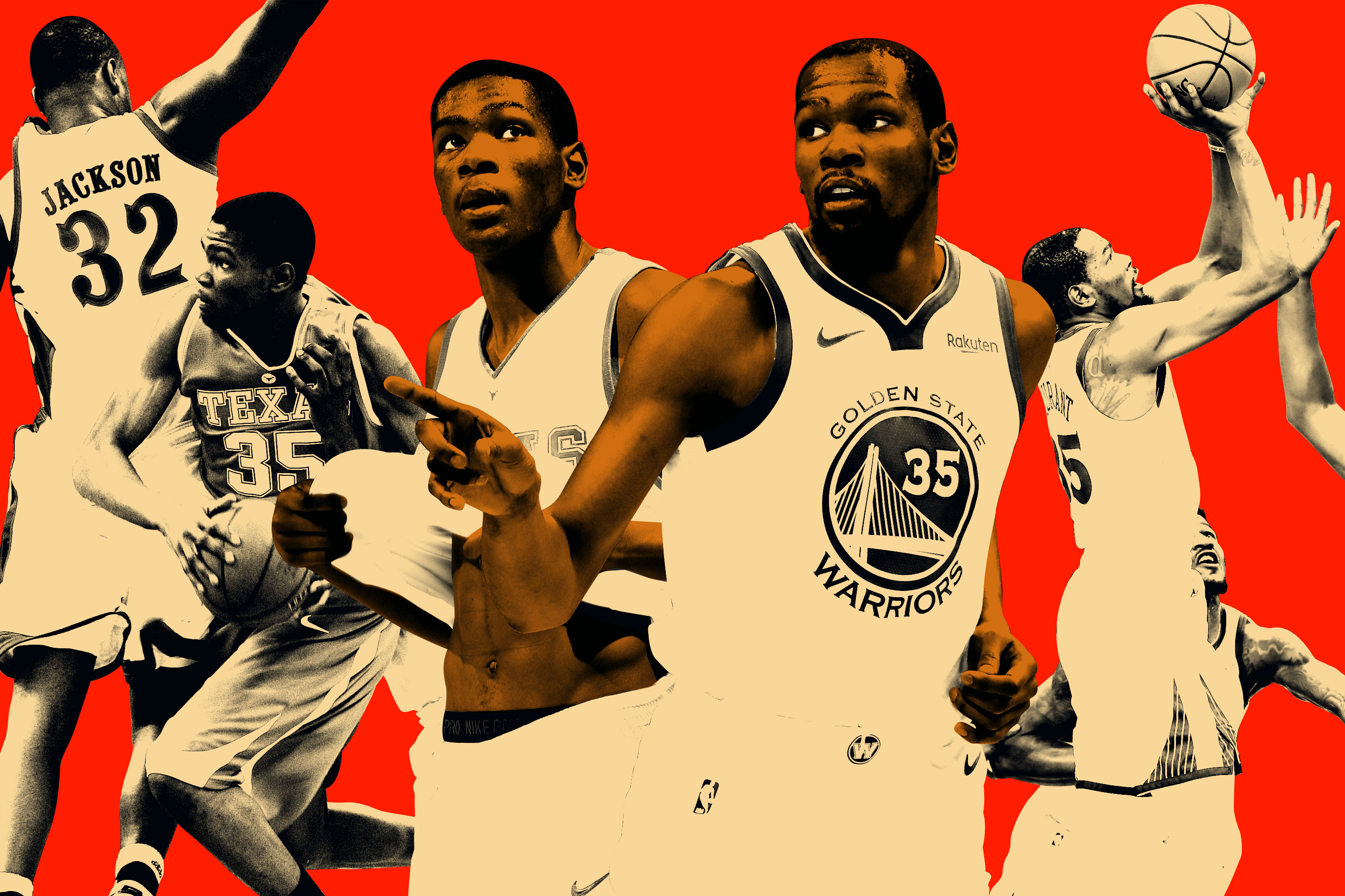 7fad0b5e93f7 Golden State s Kevin Durant Has Become the Ultimate Basketball ...