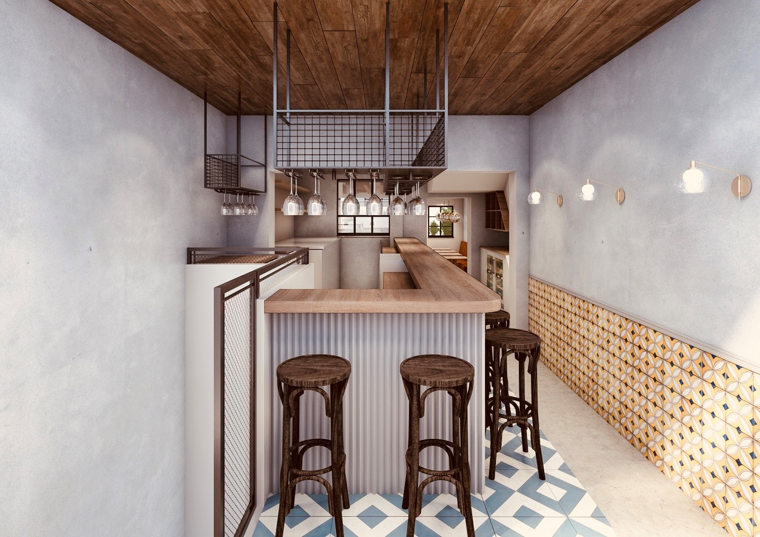 Another New Restaurant Will Open in Notting Hill