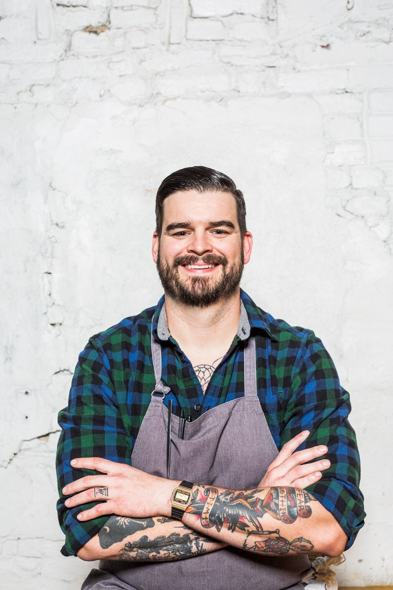 Chef Brian Baxter