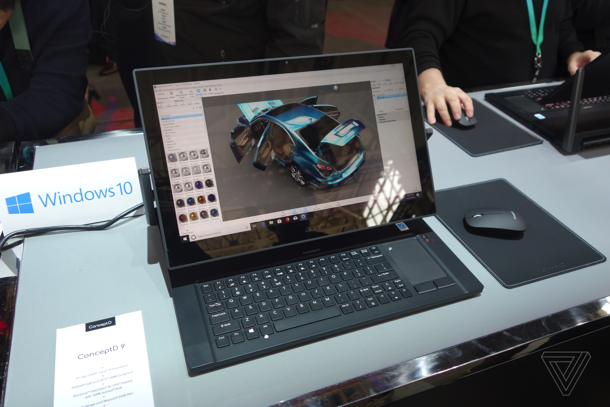 Acer announces new line of premium ConceptD laptops