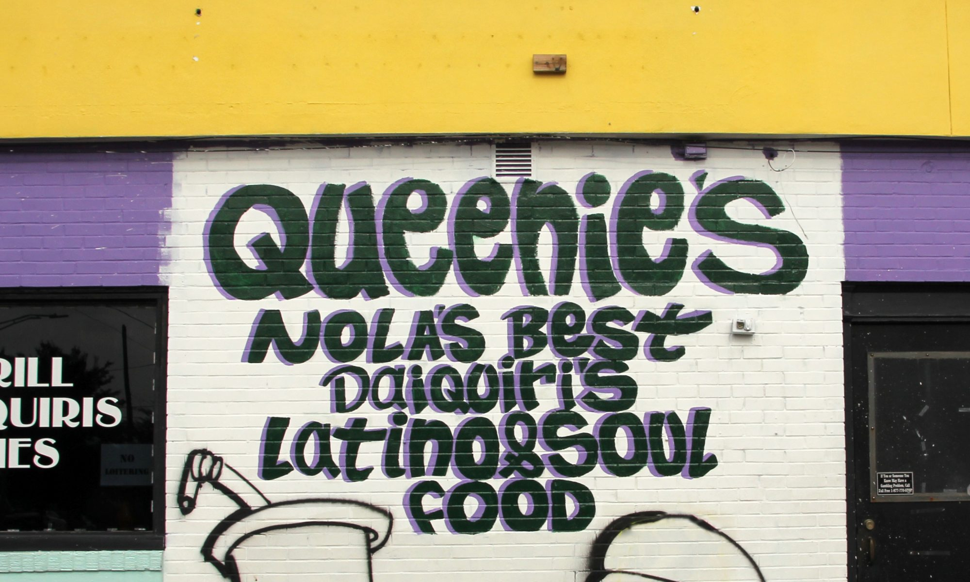 Year-Old Daiquiri and Pie Shop Queenie's on St. Claude Is Closed