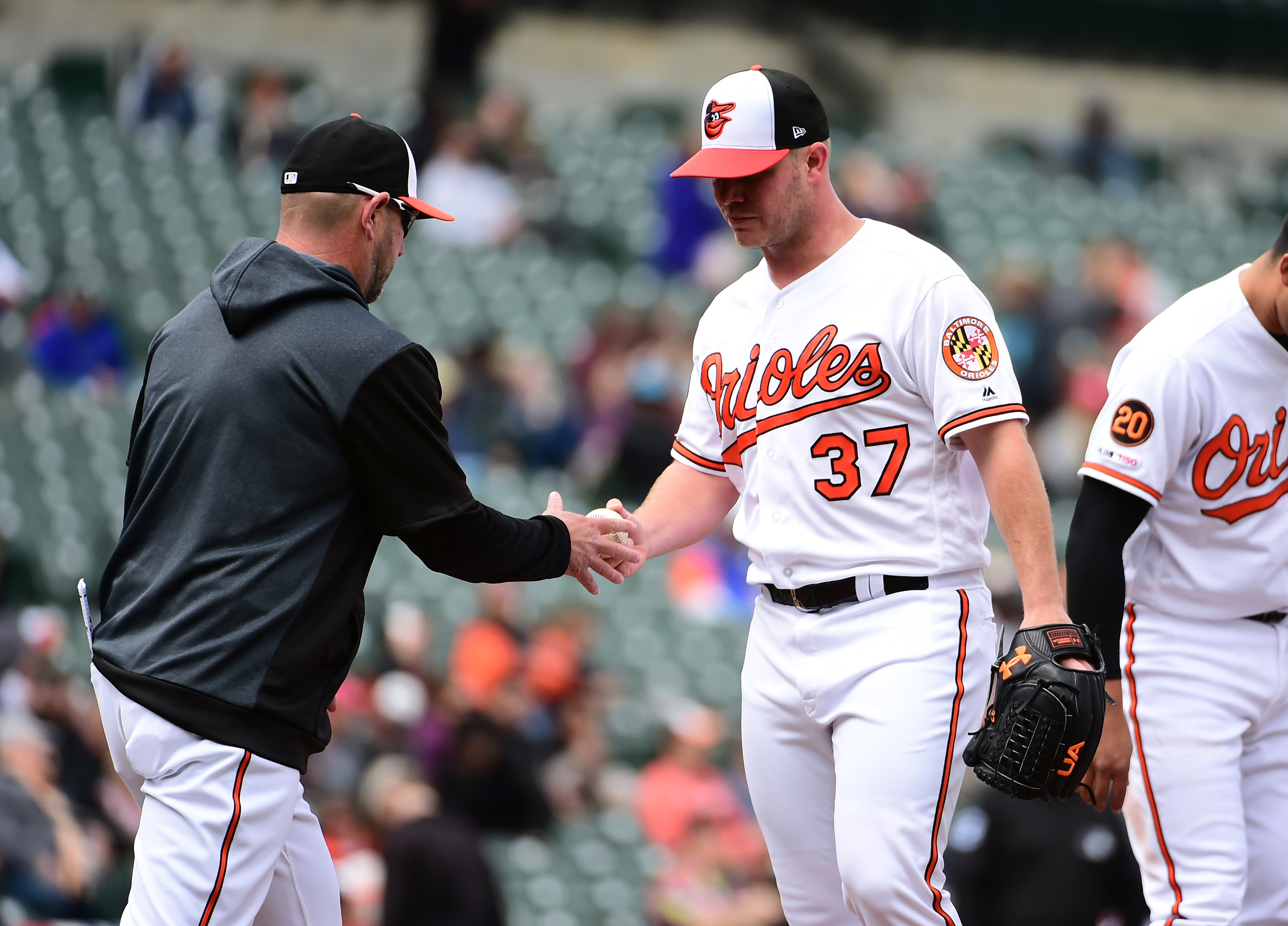7e6d1571 Friday Bird Droppings: Where Orioles pitching is not great, you guys ...