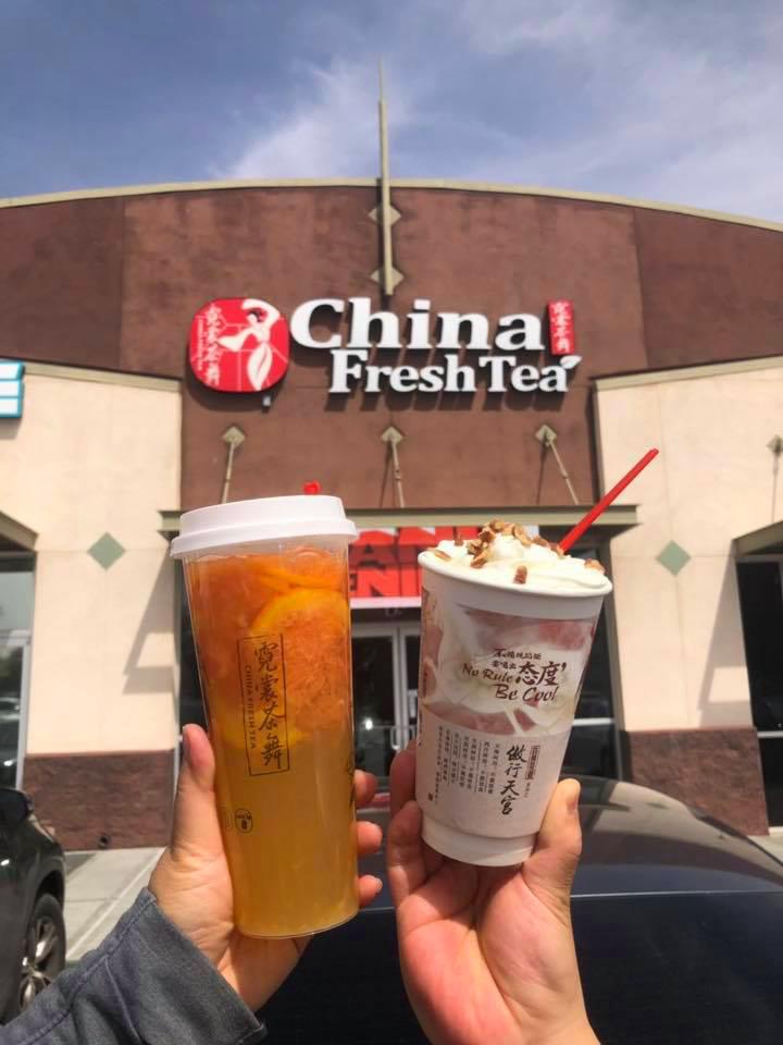 "China Fresh Tea Opens ""New Style"" of Tea House"