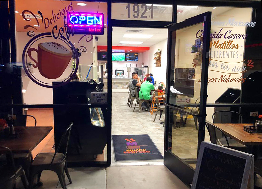 'Mexican Homemade Food' Arrives in North Las Vegas