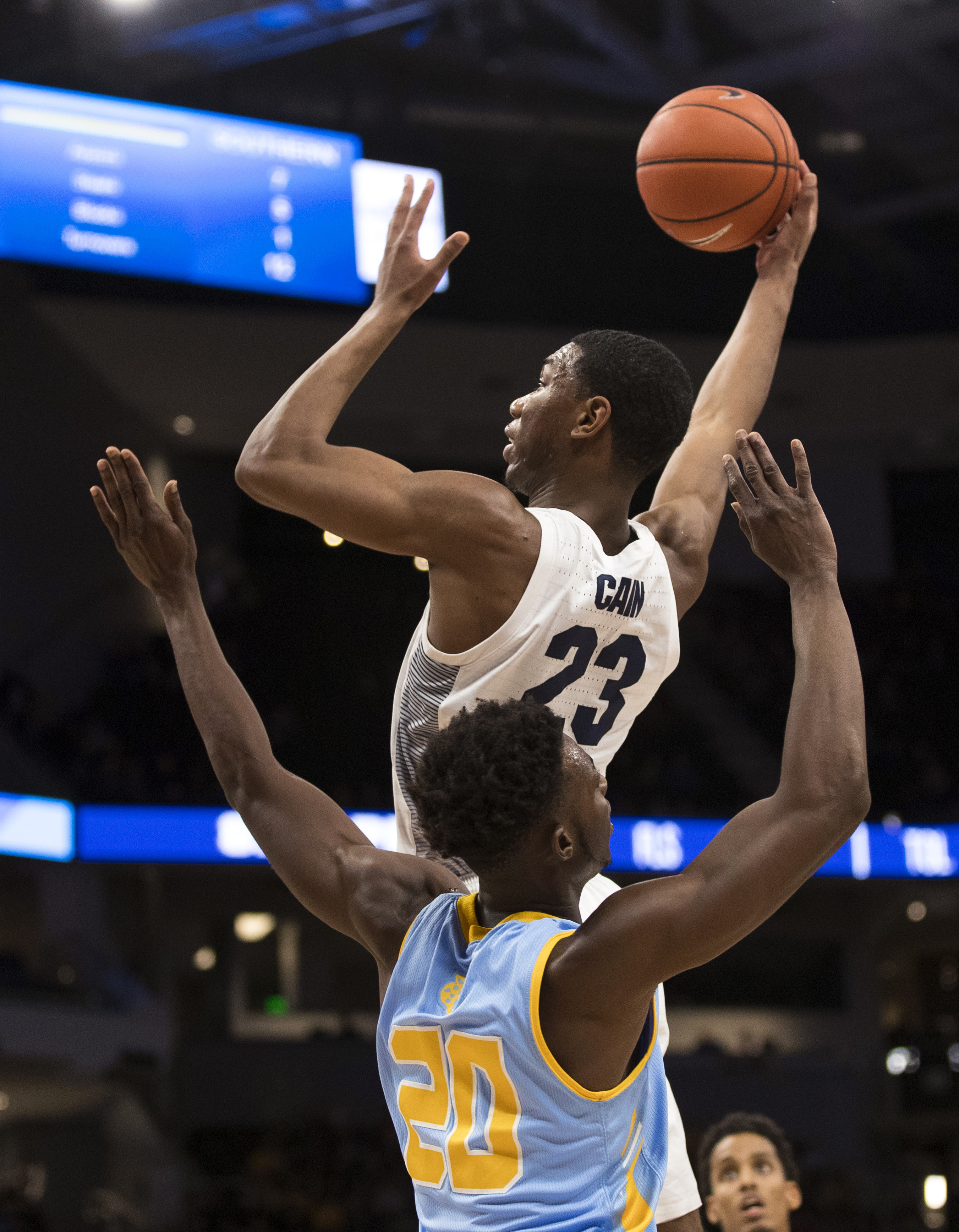 NCAA Basketball: Southern at Marquette