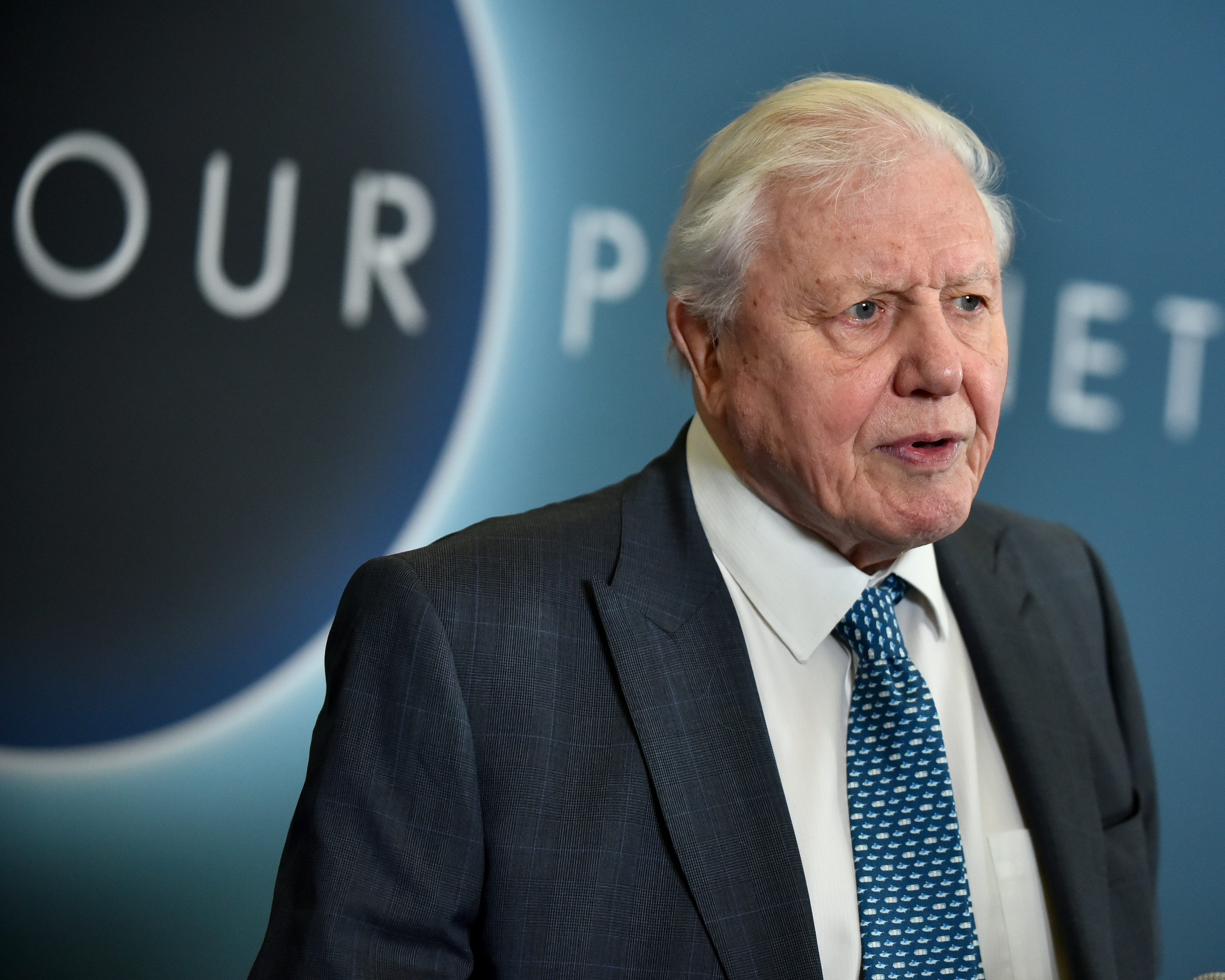 "David Attenborough, the voice of Our Planet: ""Things are going to get worse"""