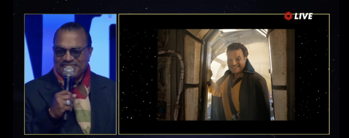 First look at Lando Calrissian in Episode IX finds Billy Dee Williams back in costume