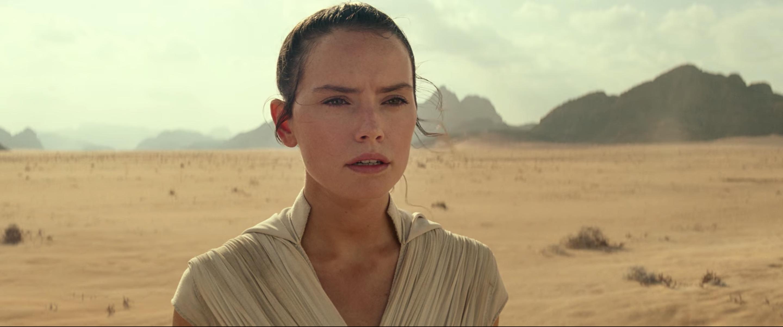 Rey in Star Wars: Episode IX