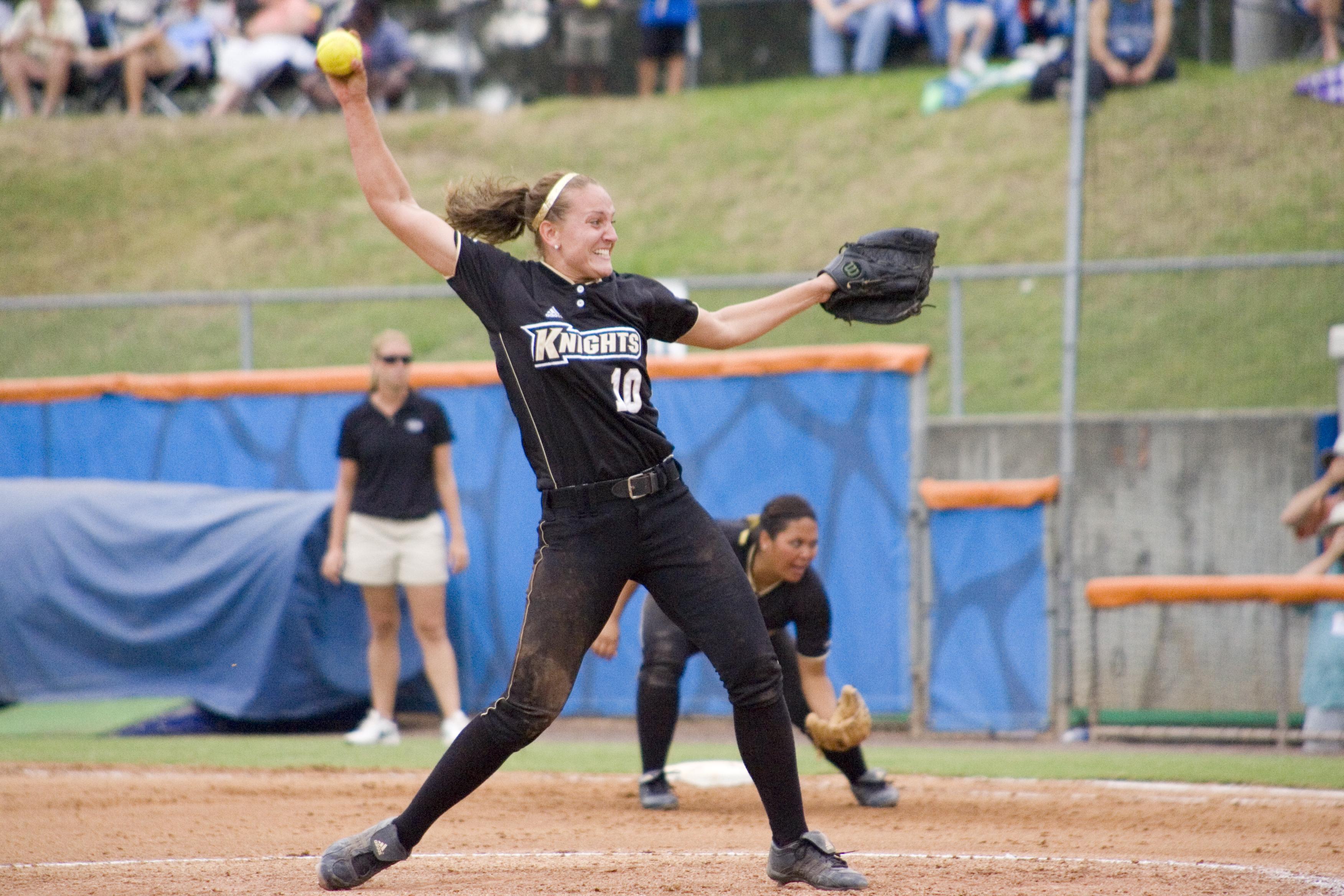 Allison Kime UCF Softball