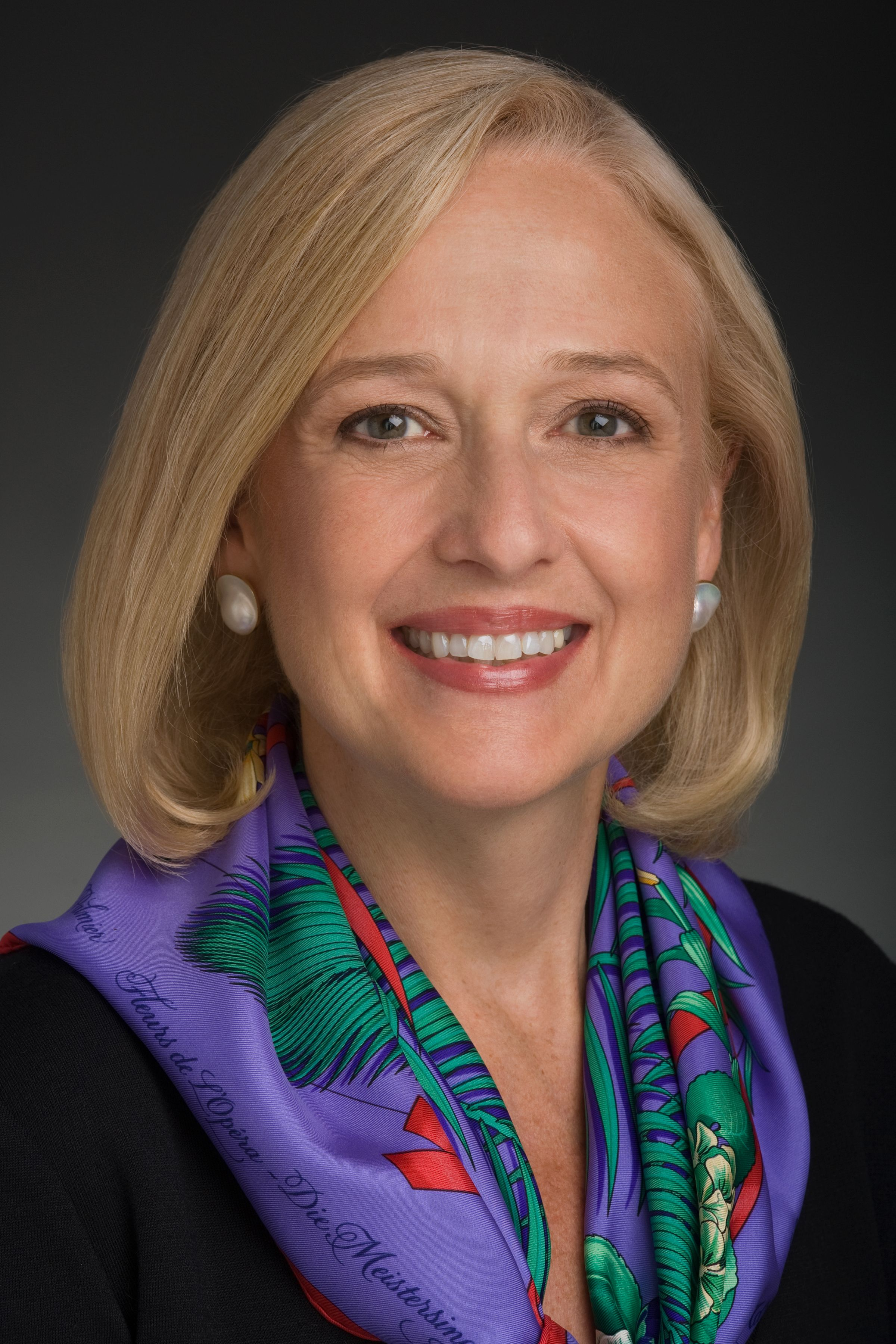 PBS president and CEO Paula Kerger.