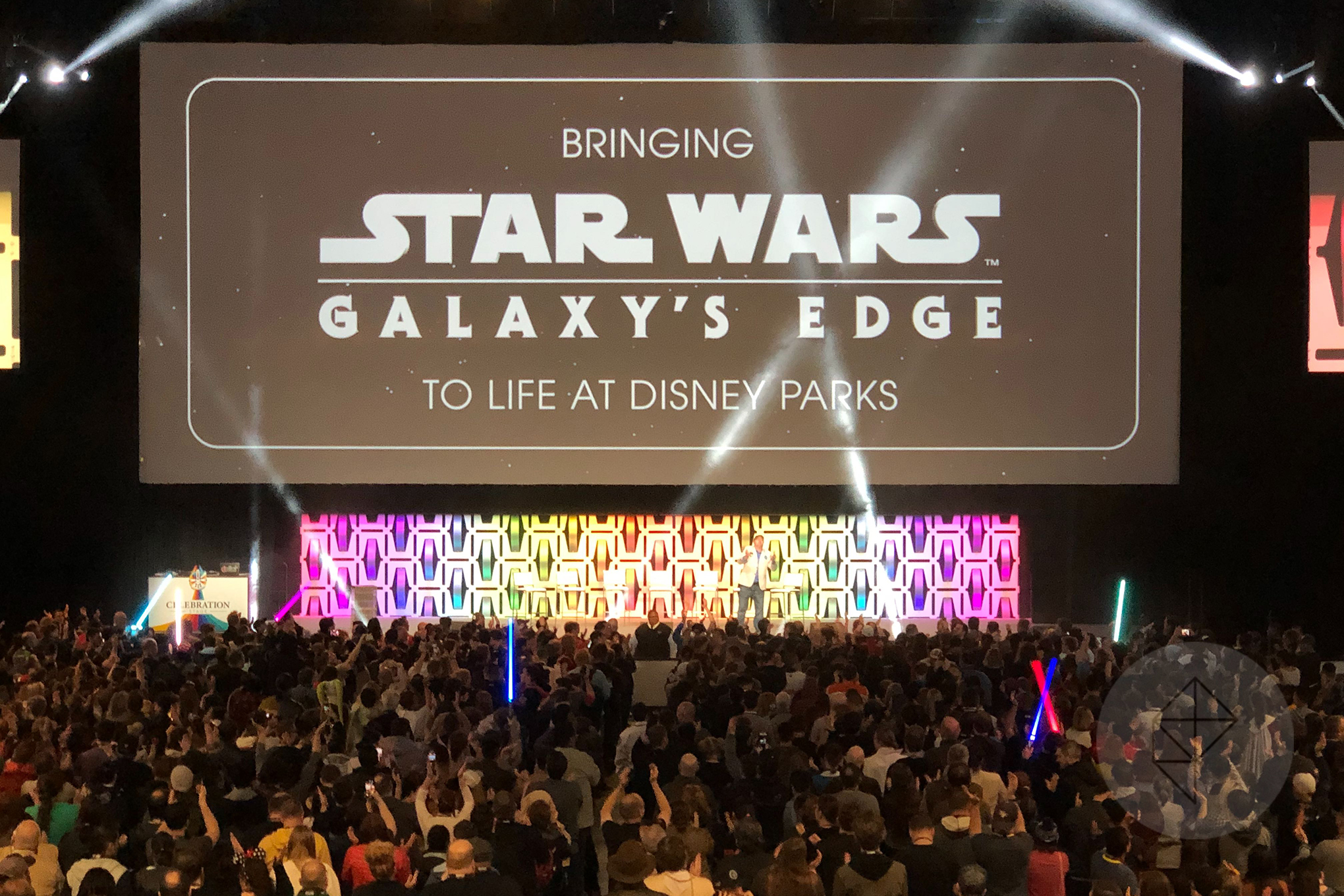 Disney's Star Wars Land will be one big multiplayer game thanks to mobile app