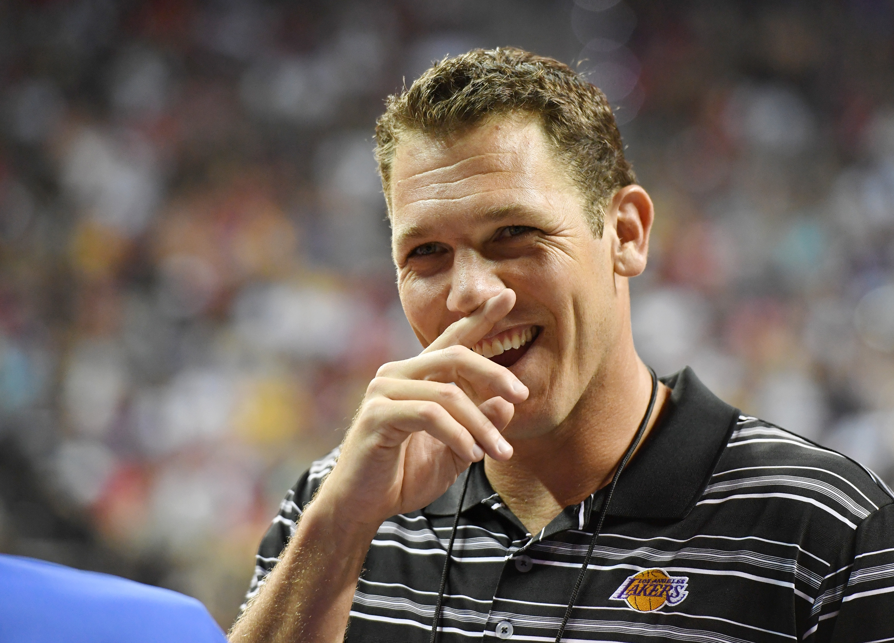 Luke Walton got hired as the Kings' new coach less than 24 hours after leaving the Lakers
