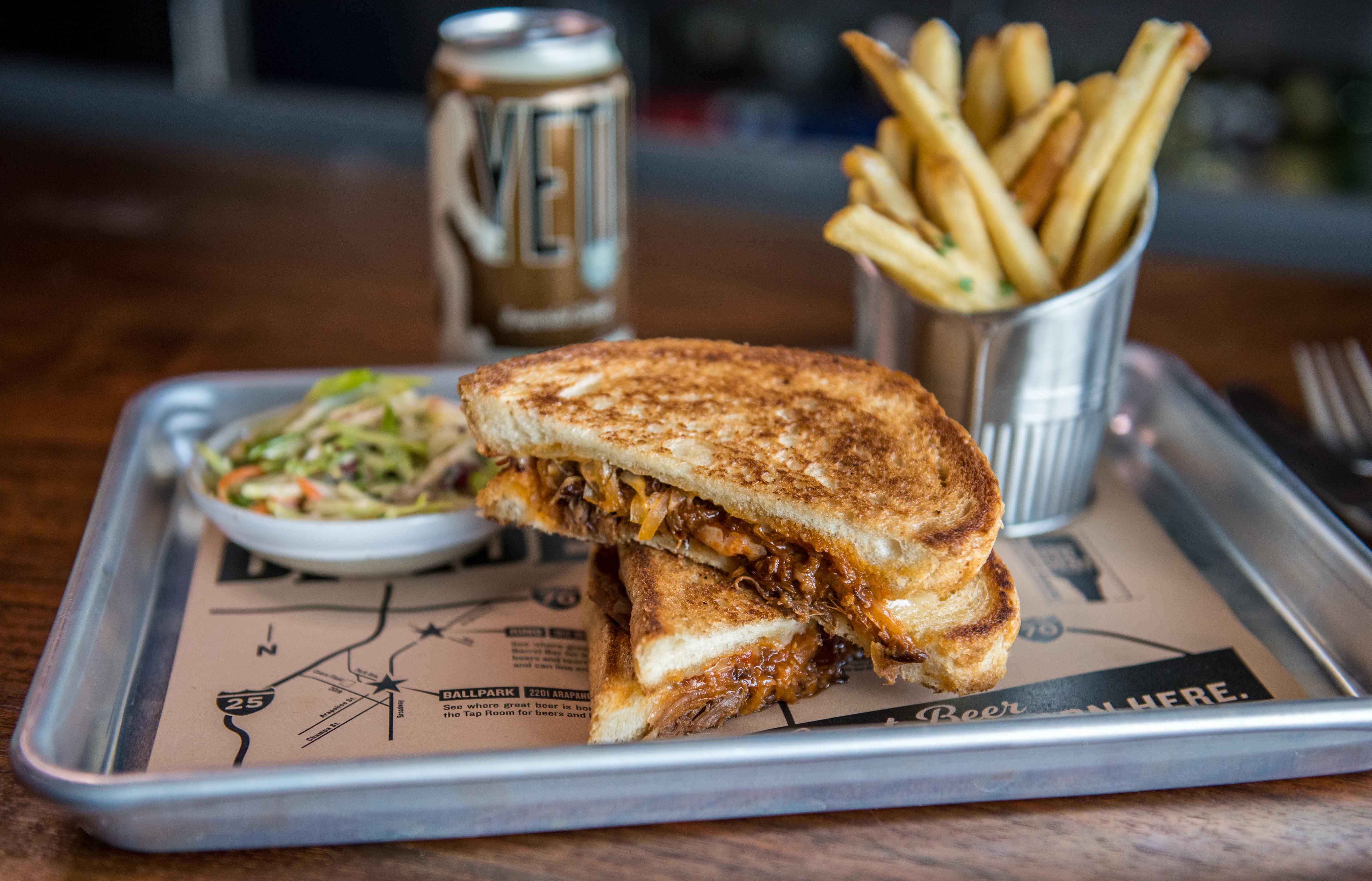 A Brewery Sets Up a Restaurant Inside Denver International Airport