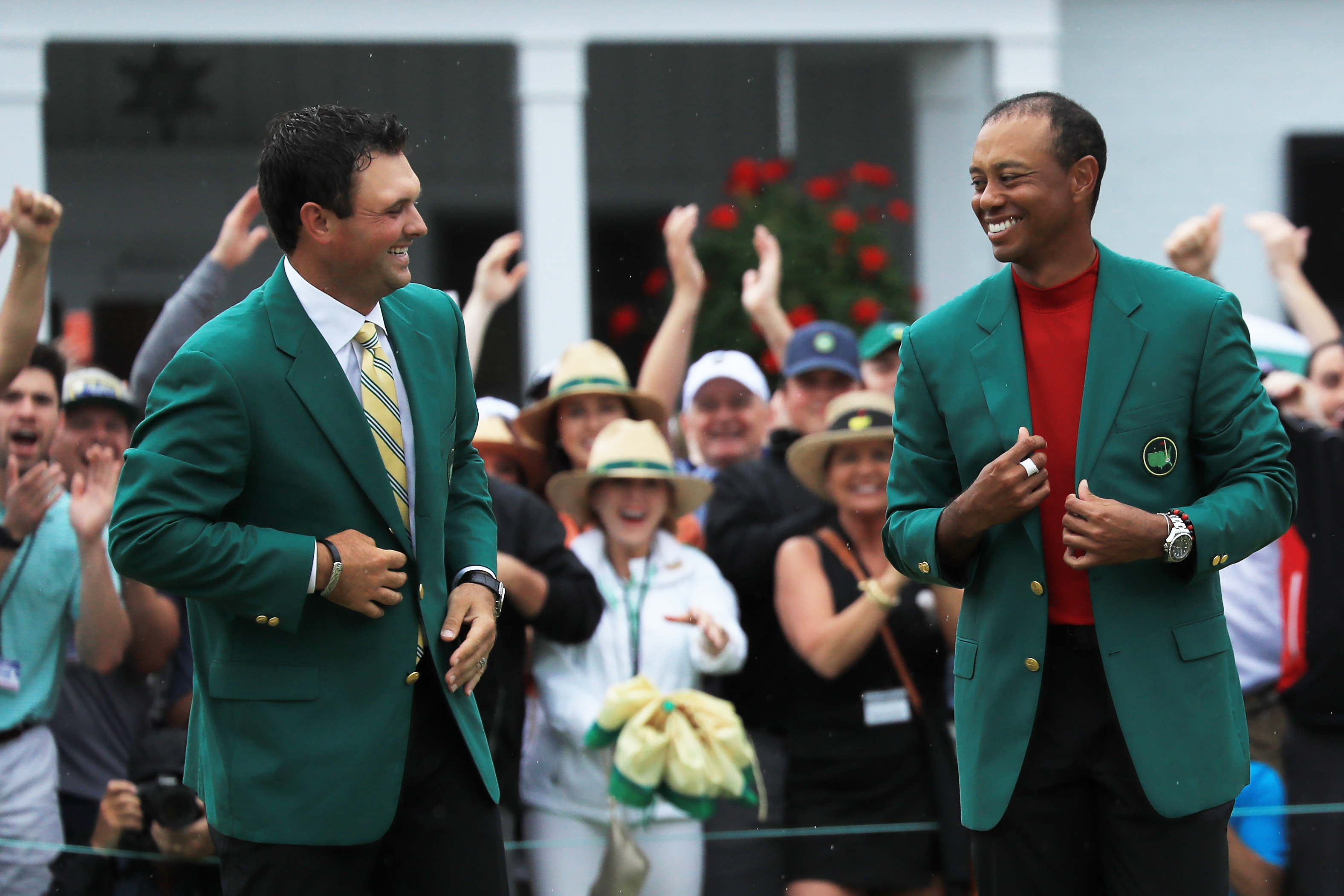 Tiger Woods installed as 2019 PGA Championship favorite following Masters win