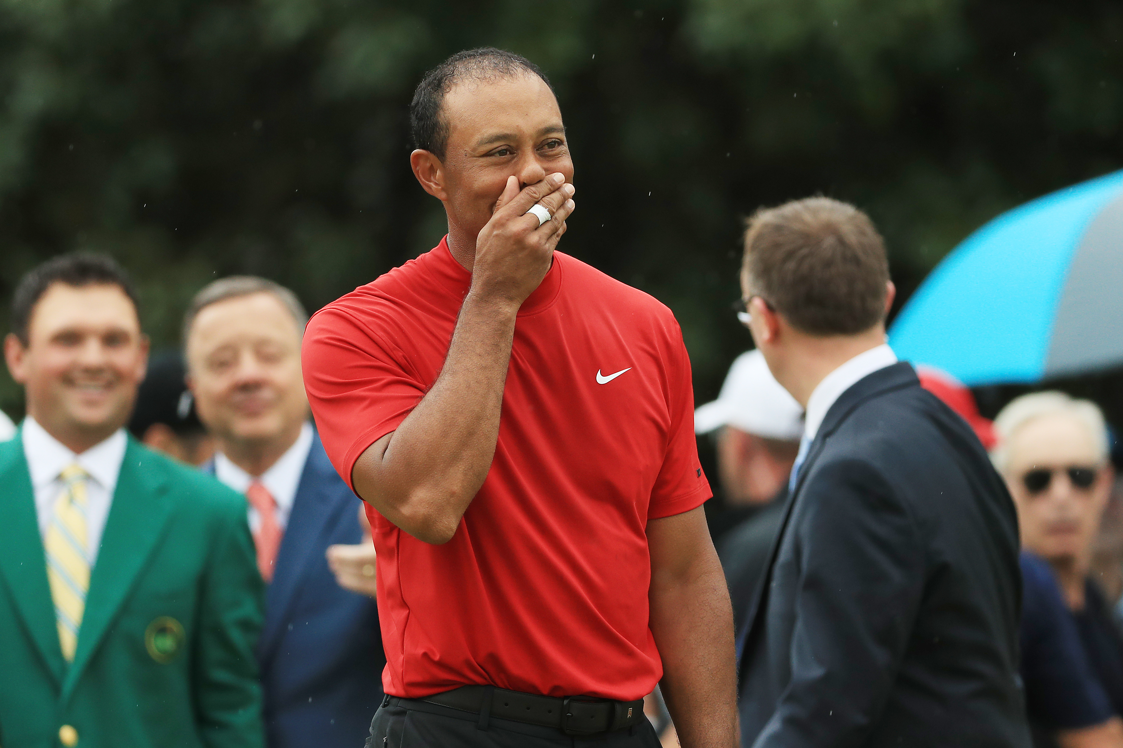 2019 Masters: Tiger Woods, major champ again, is coming for Jack Nicklaus' record