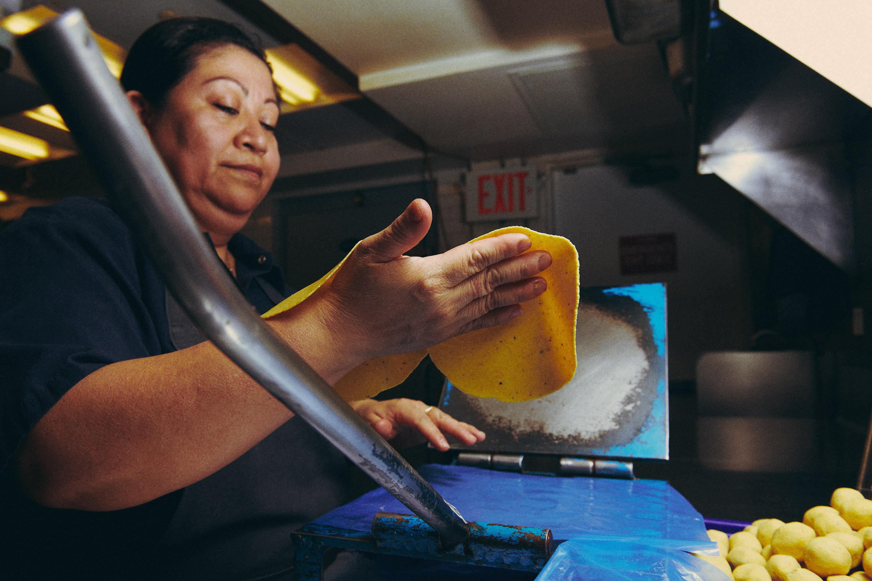 Meet the Women Behind New York's Most Perfect Tortillas