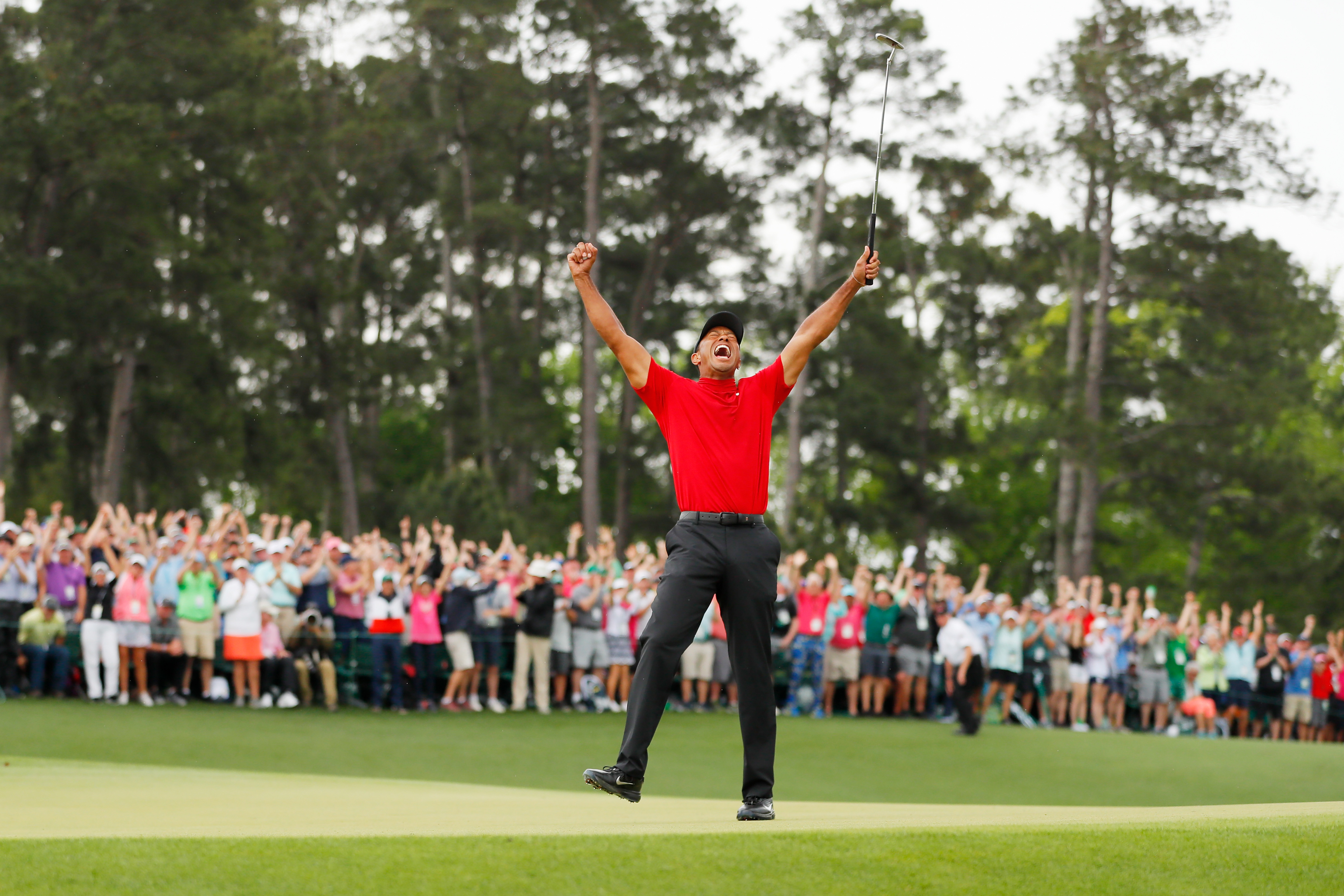 Nike celebrates Tiger Woods' Masters win with a new ad