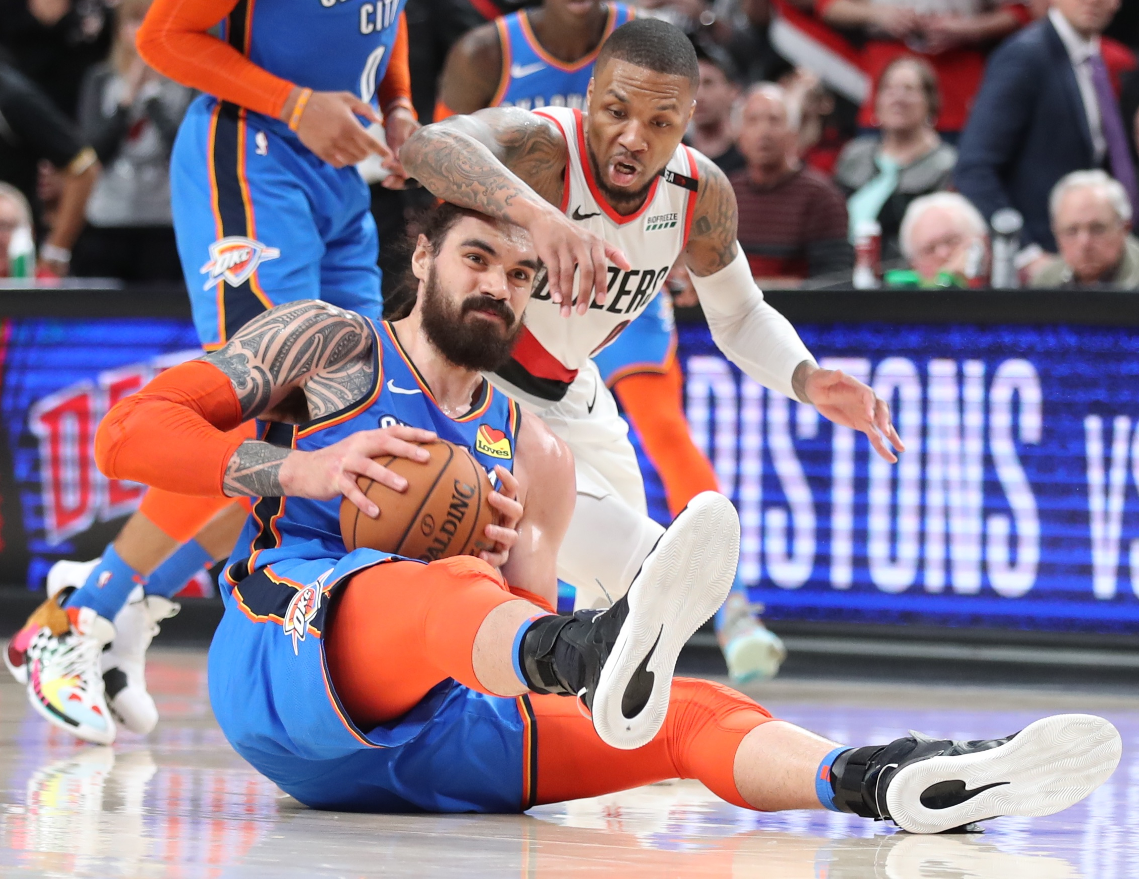 Flipboard: Oklahoma City Thunder: 5 keys to series vs ...