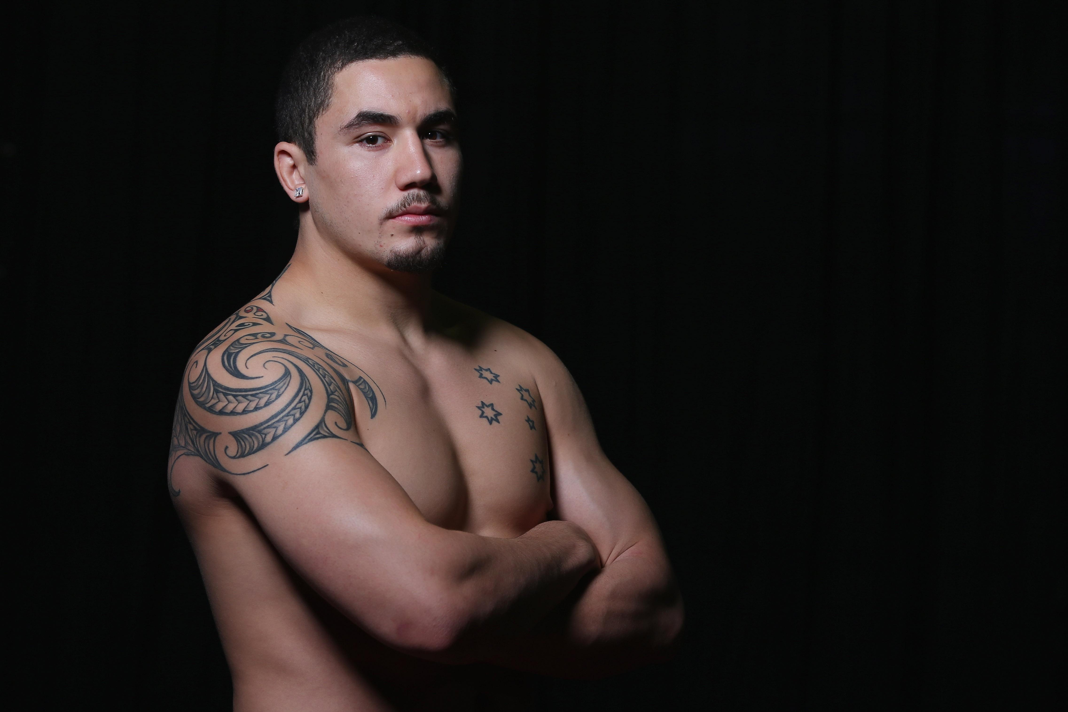 UFC Portrait Session