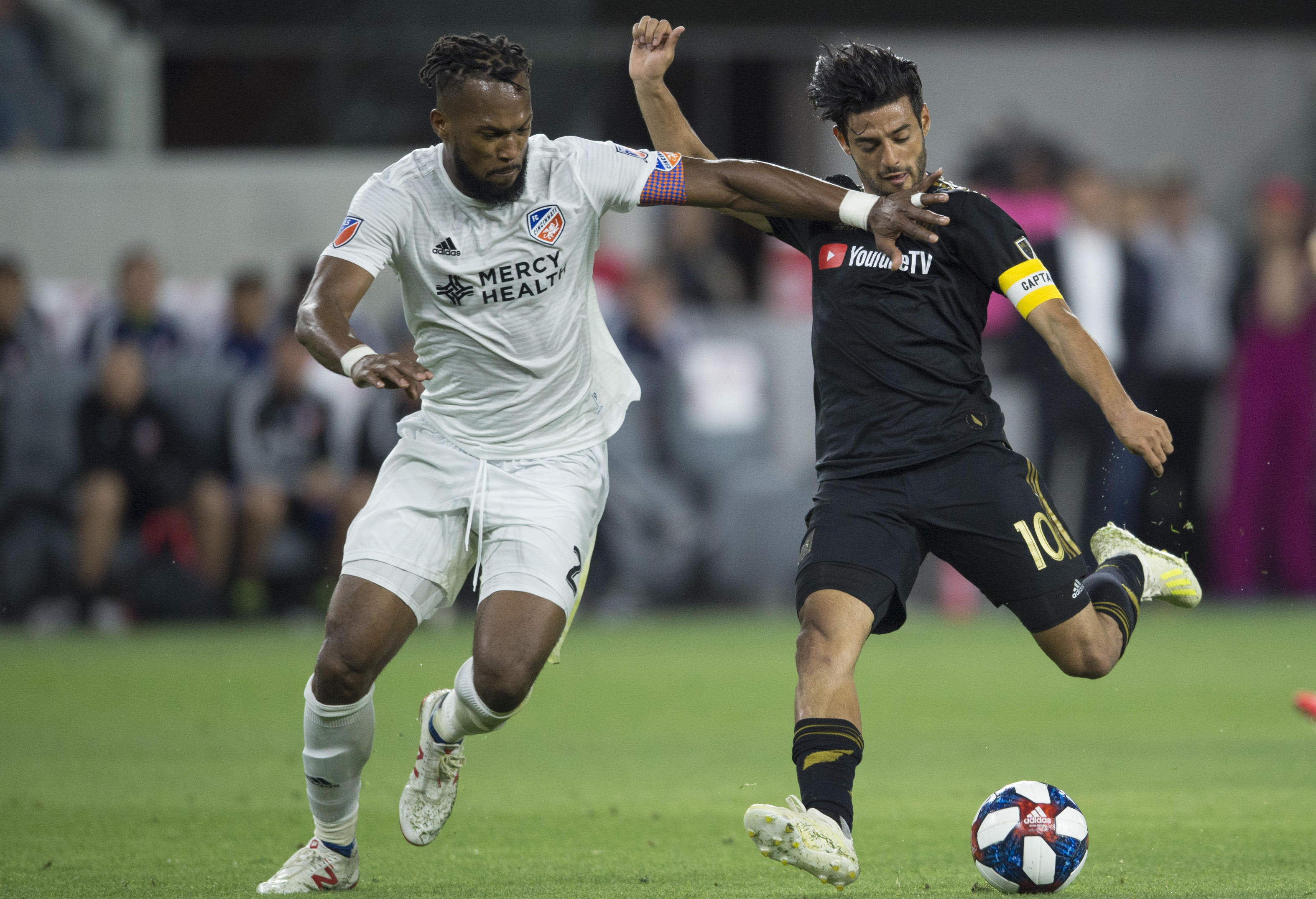 MLS: FC Cincinnati at Los Angeles FC