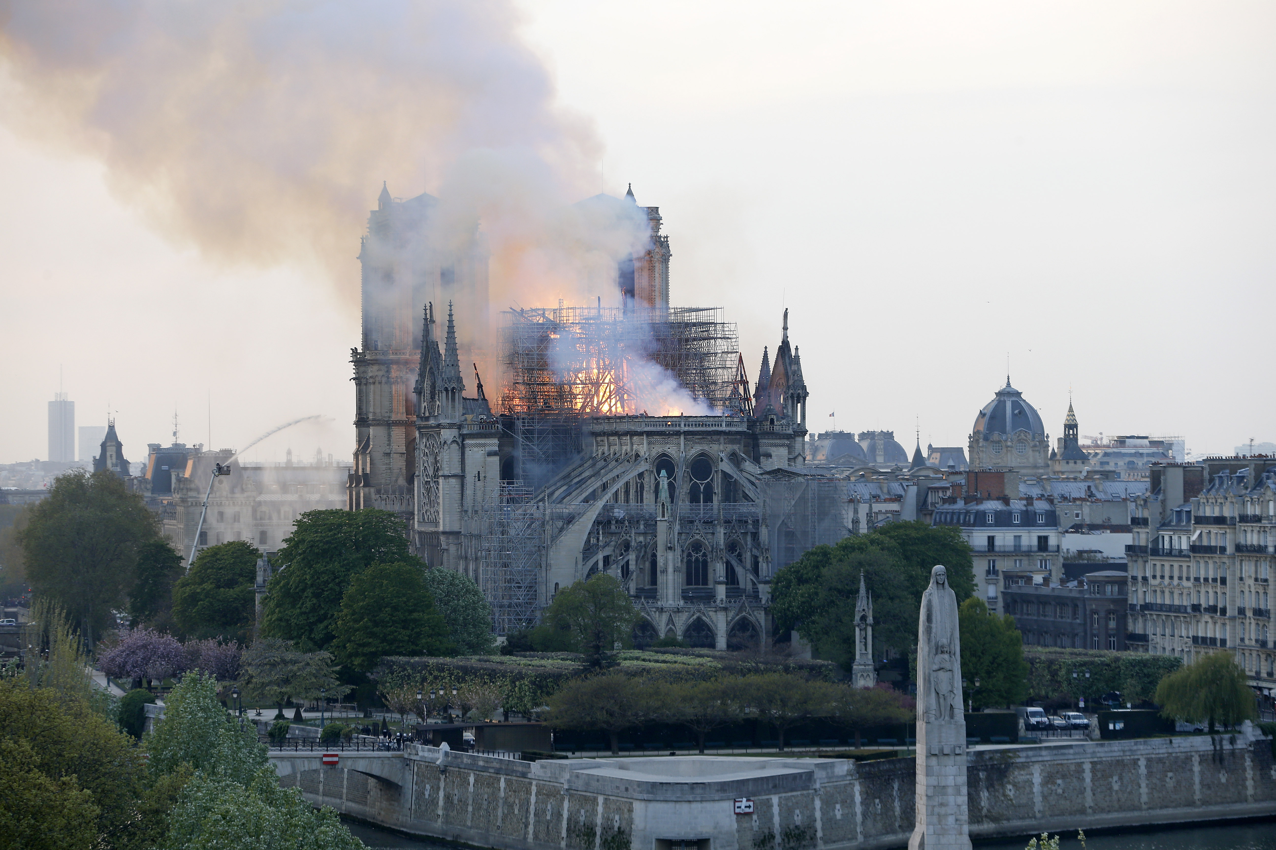 Notre Dame fire: why the cathedral matters, in one Victor Hugo passage