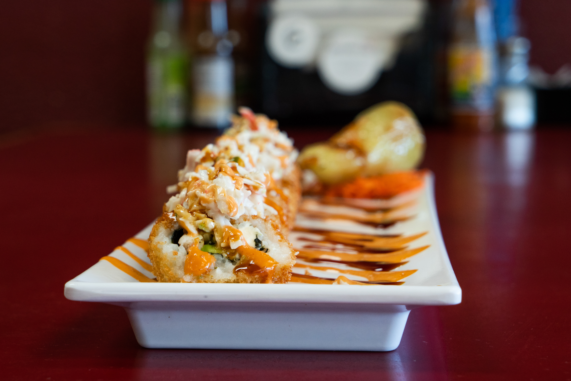 One of America's Few Mexican Sushi Spots Is Right Here in the Seattle Area