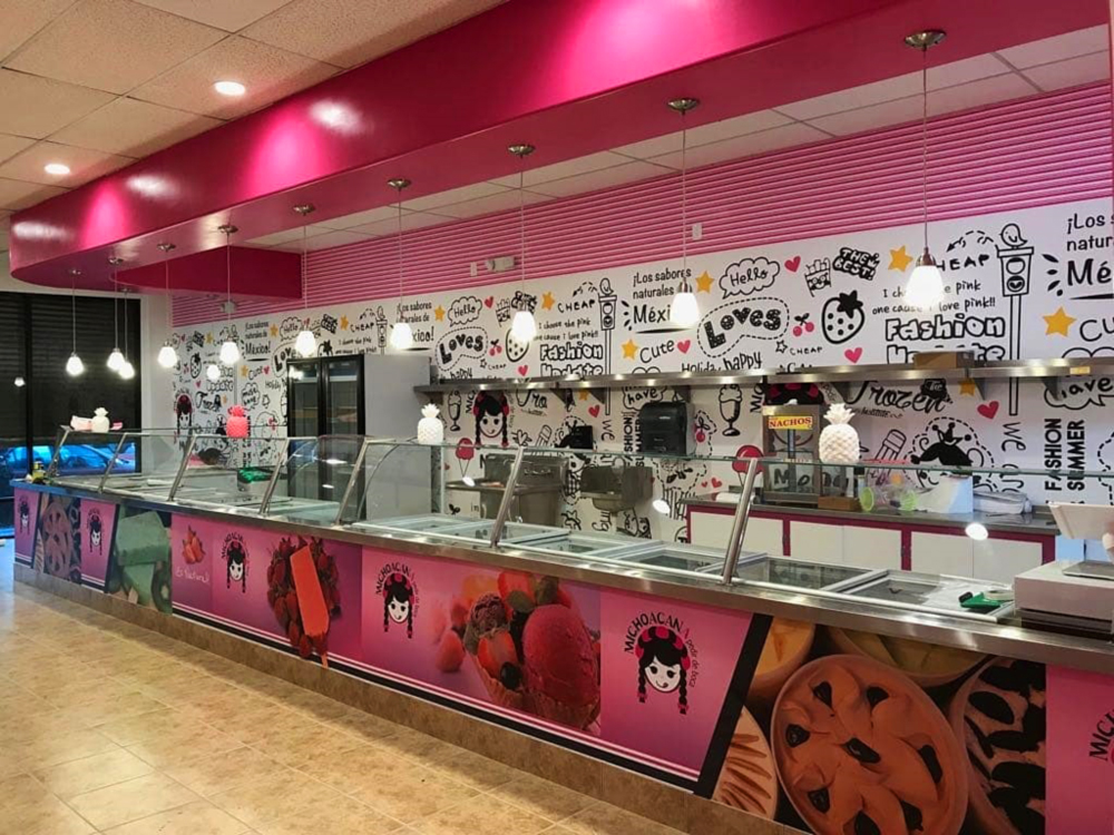 A Mexican Ice Cream Parlor Heads to North Las Vegas