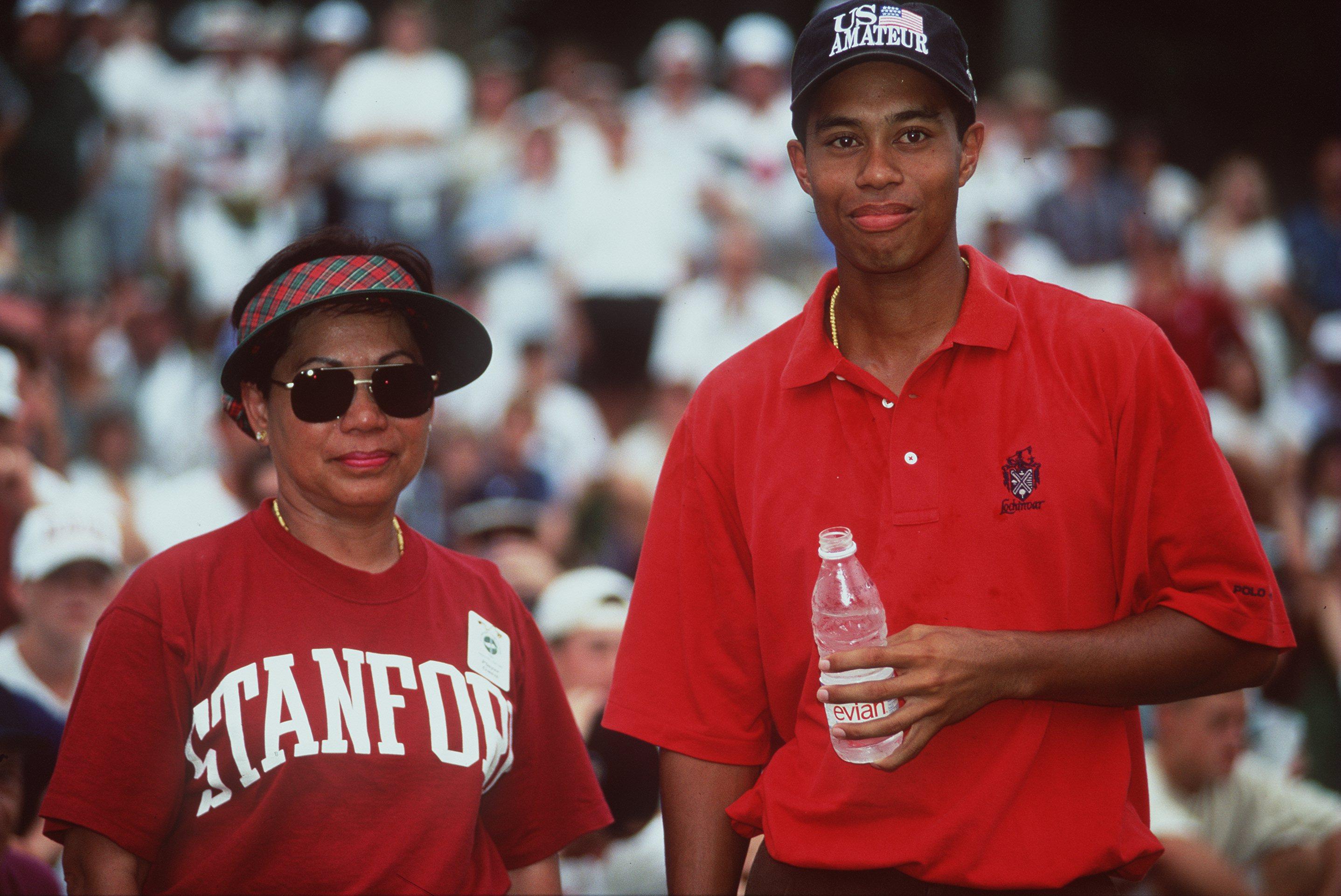 Tida & Tiger Woods