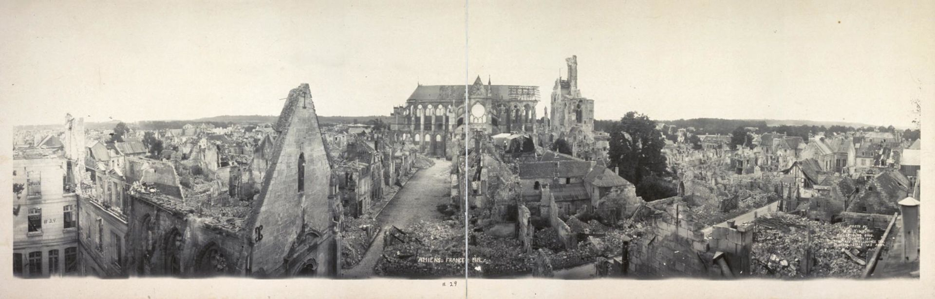 Life after wartime: rubble was the key motif in the immediate aftermath of the war