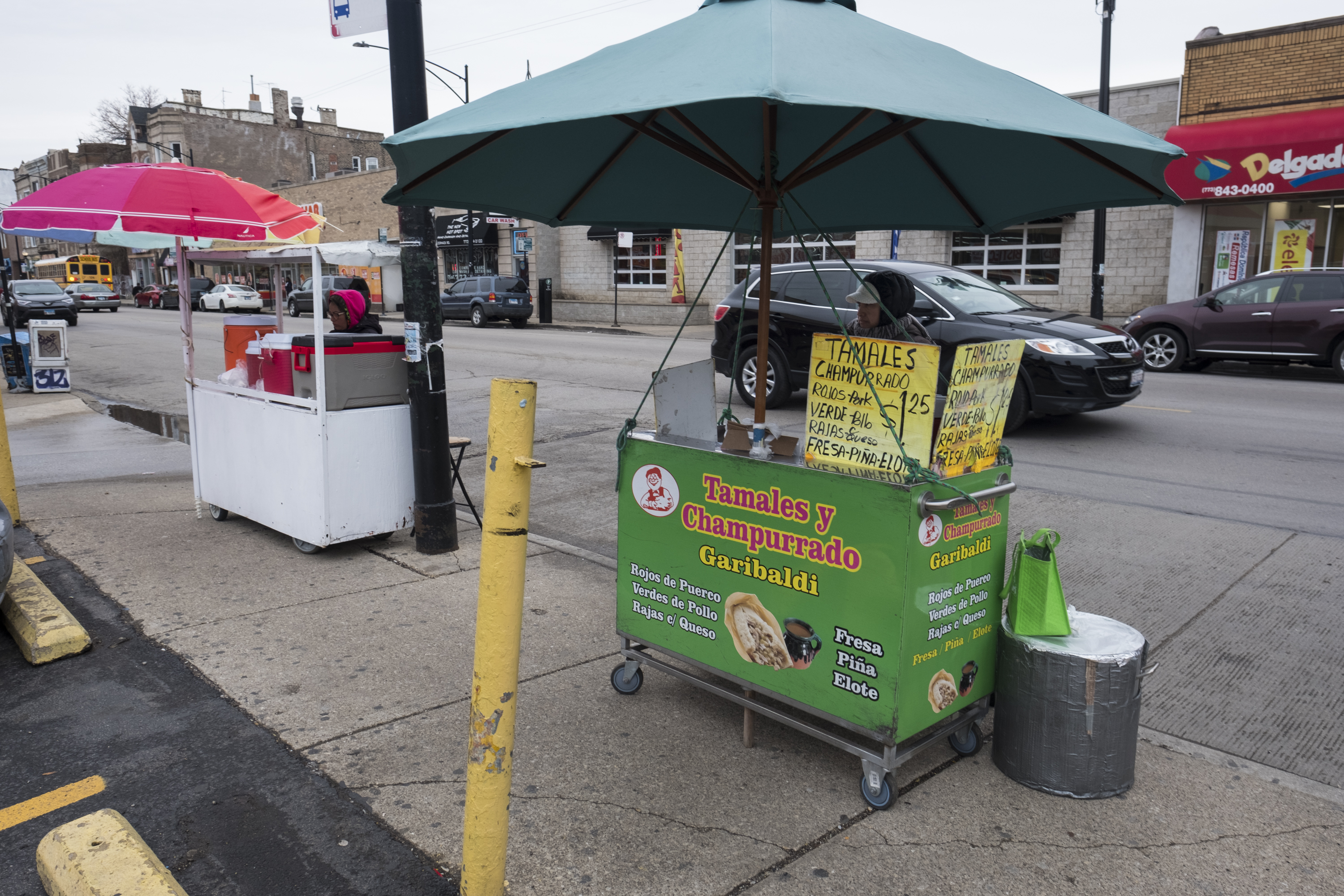 Tamale Vendors in Pilsen/Little Village Continually Overcome Obstacles