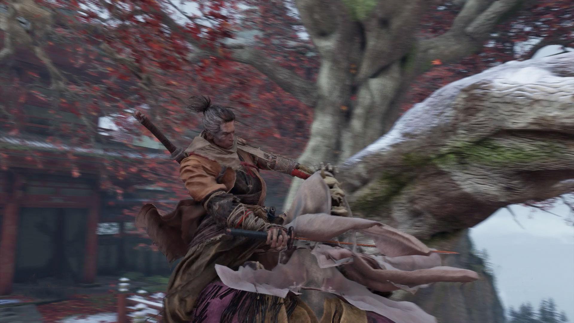 Sekiro True Corrupted Monk (Fountainhead Palace) boss guide