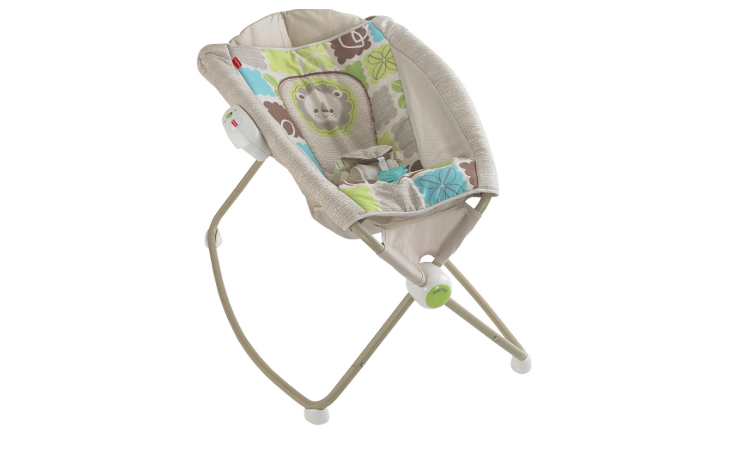 The Fisher-Price Rock 'n Play sleeper is being recalled