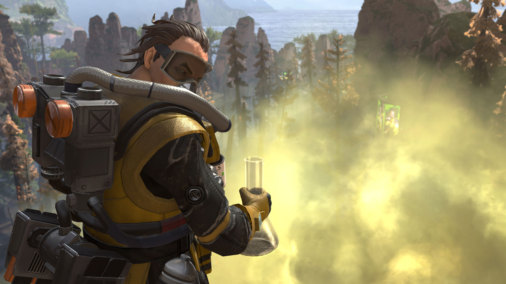 Apex Legends patch turns Caustic and Gibraltar into real tanks