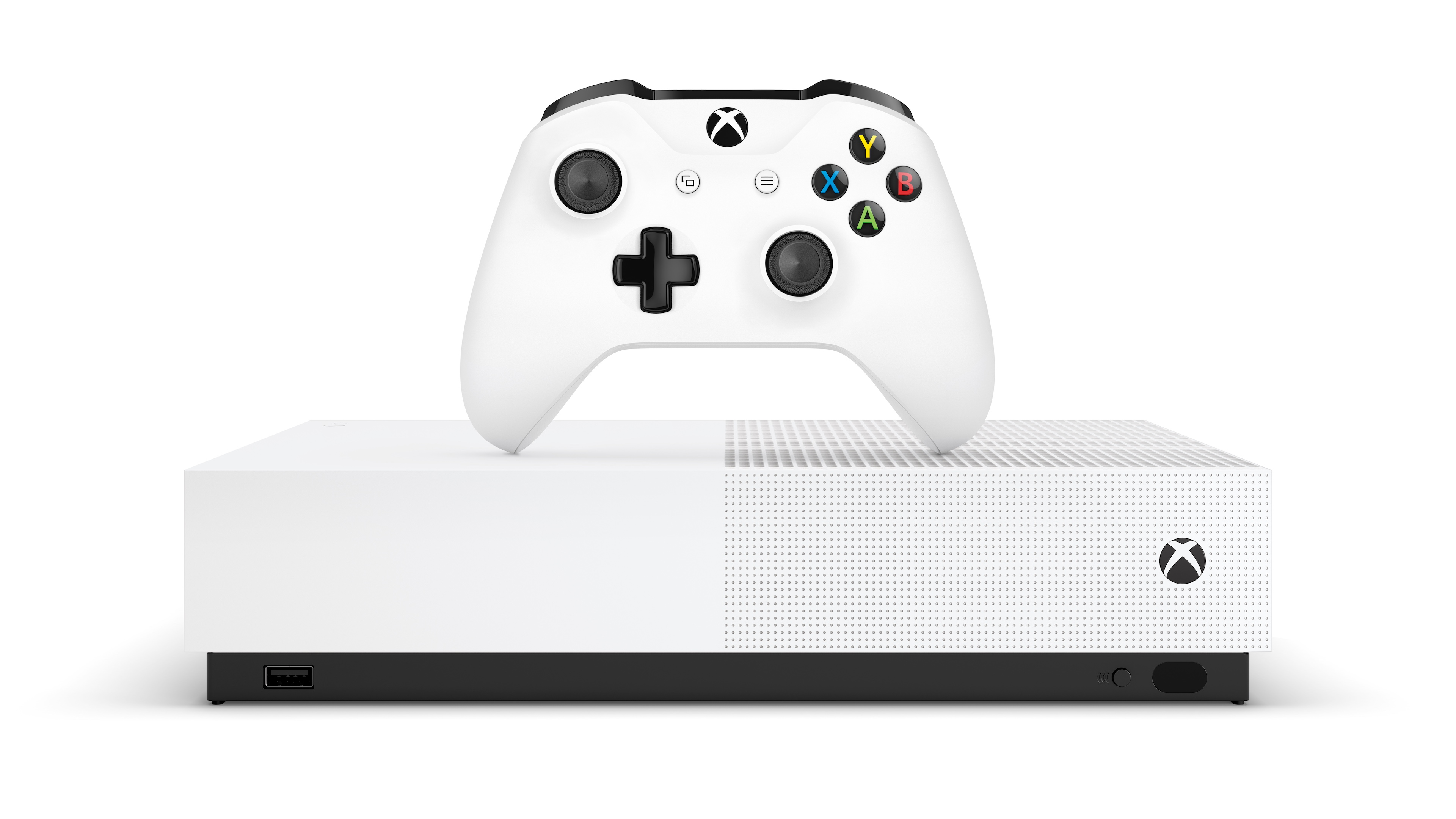 Xbox One S All-Digital Edition launches May 7 for $249.99